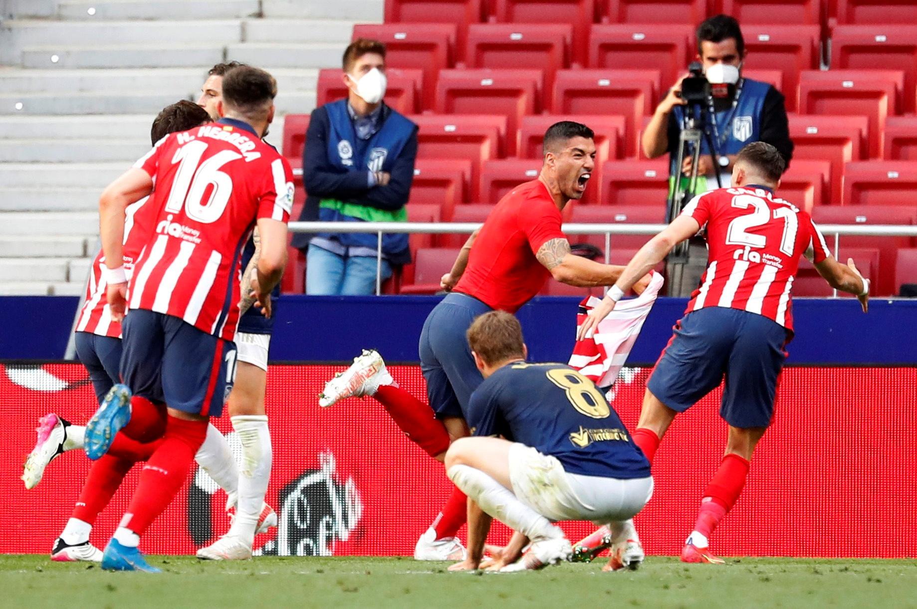 Ανατροπή τίτλου για Ατλέτικο Μαδρίτης, έχασε οριστικά το πρωτάθλημα η Μπαρτσελόνα