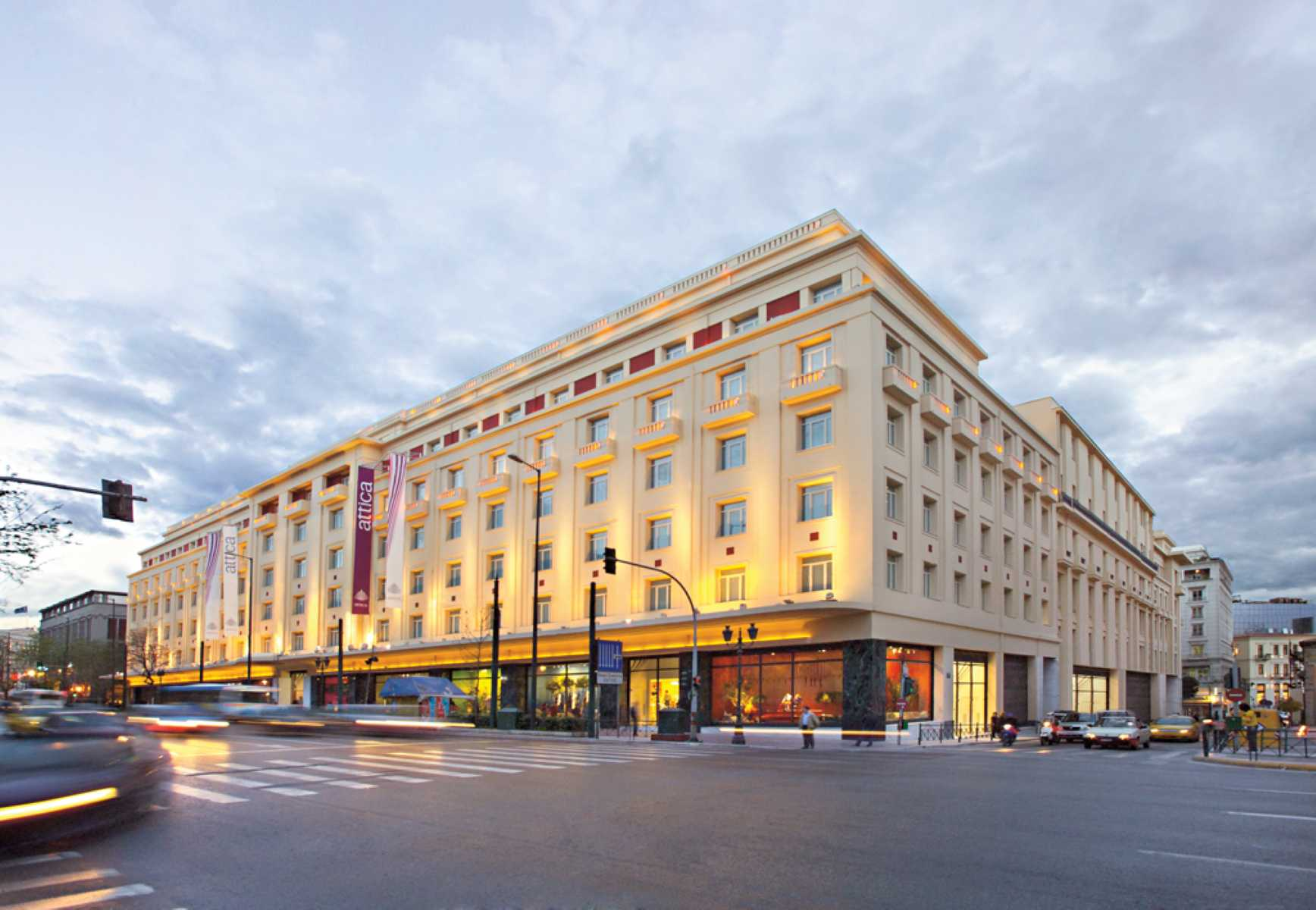 attica City Link: Επενδύσεις 8 εκατ. ευρώ και 250 νέες θέσεις εργασίας