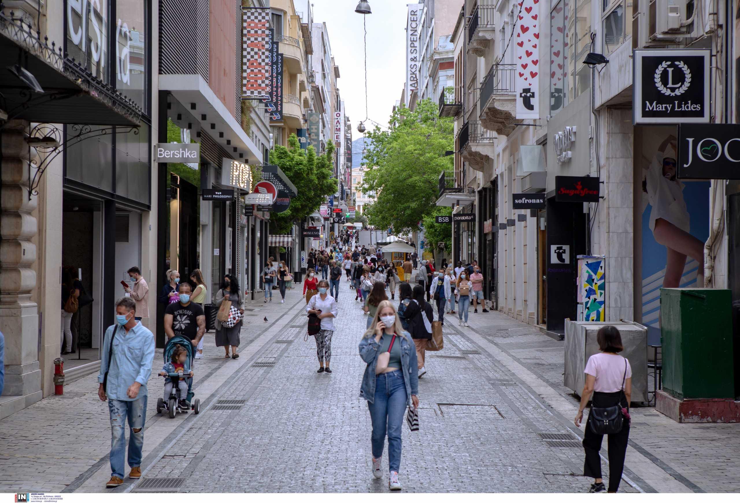 Κορονοϊός – Αισιοδοξία: Έπεσαν κι άλλο τα νέα κρούσματα στην Αττική – Ο χάρτης της διασποράς