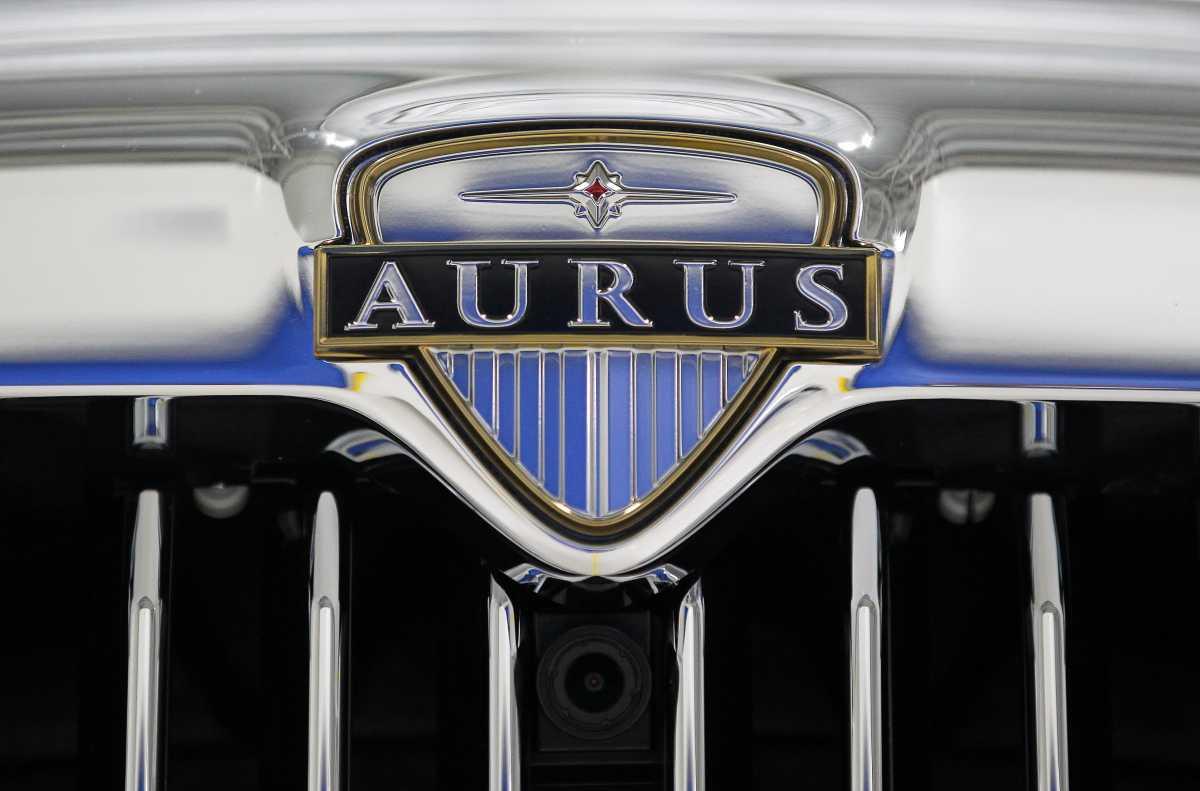 Πούτιν Aurus