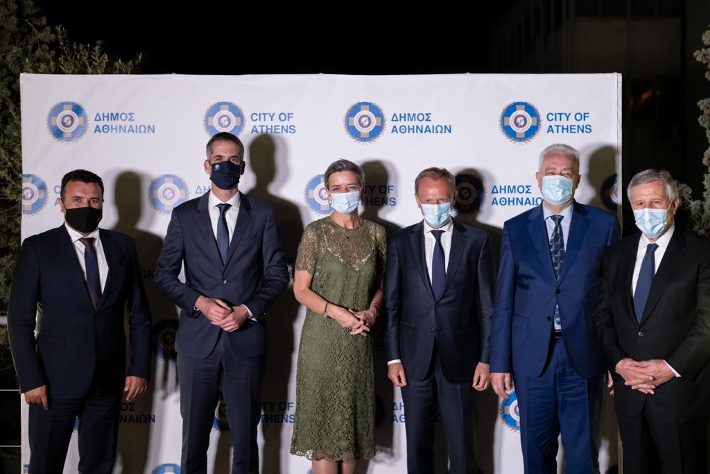 Η Αθήνα ανακτά την διεθνή της ακτινοβολία