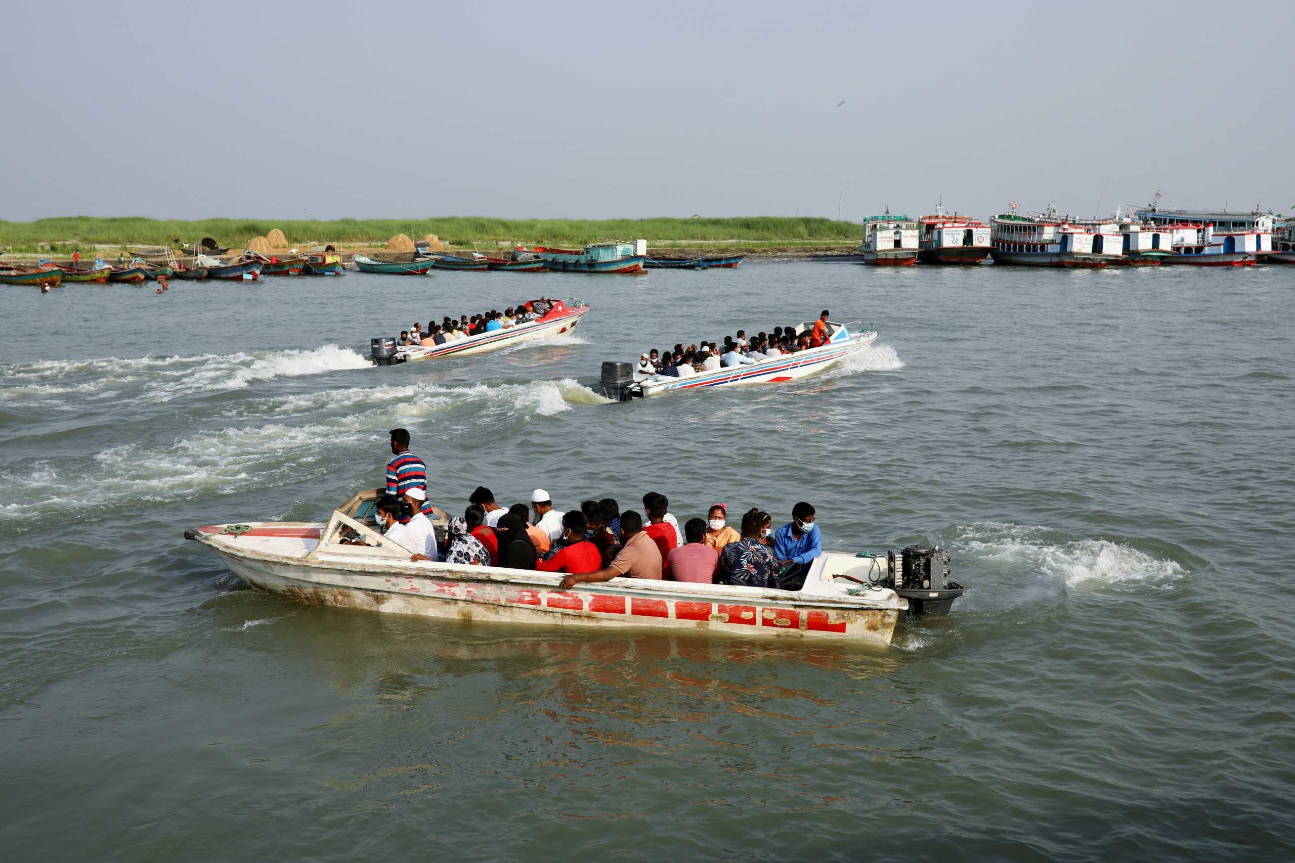 Μπαγκλαντές: 26 οι νεκροί από σύγκρουση πλοίων σε ποτάμι