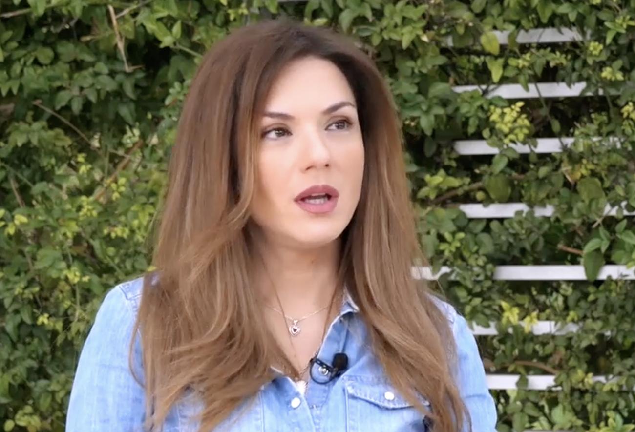 Βάσω Λασκαράκη: Τι απάντησε η κόρη της για τις φωτογραφίες που ανεβάζει στο Instagram