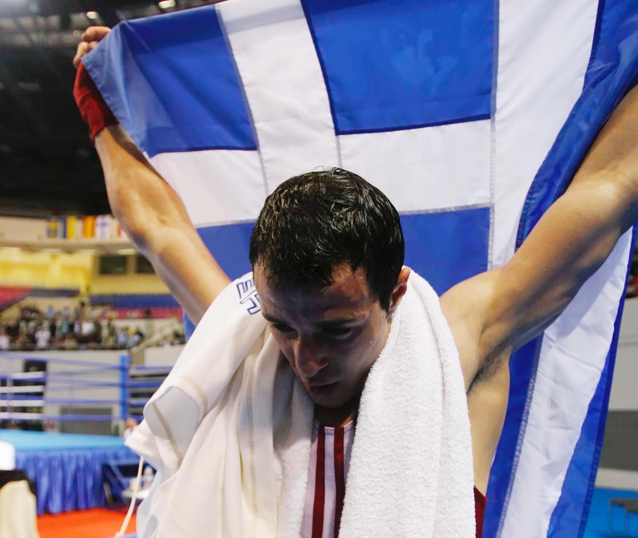 Τάσος Μπερδέσης: Κορυφαίος πυγμάχος στον Παναθηναϊκό, είχε χάσει λόγω σύλληψης τους Ολυμπιακούς Αγώνες