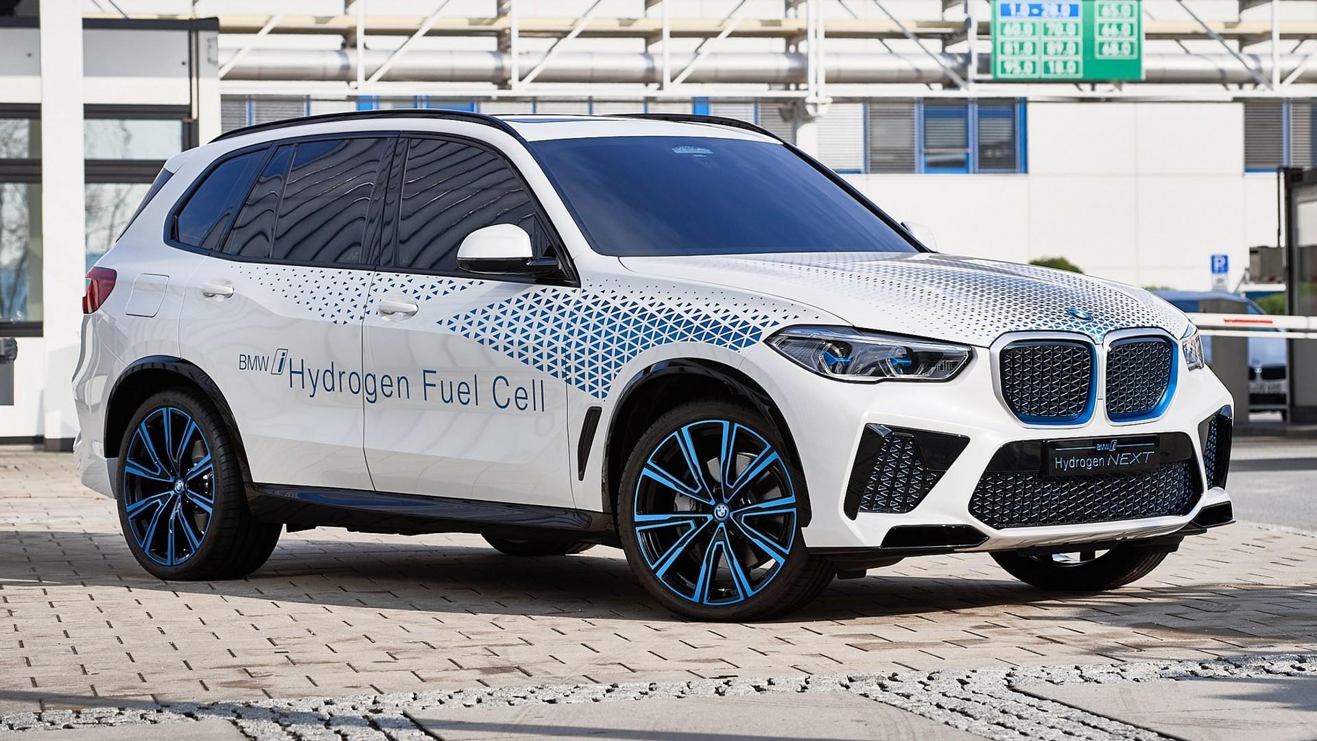 Έρχεται η BMW X5 που θα καίει υδρογόνο! (pics)
