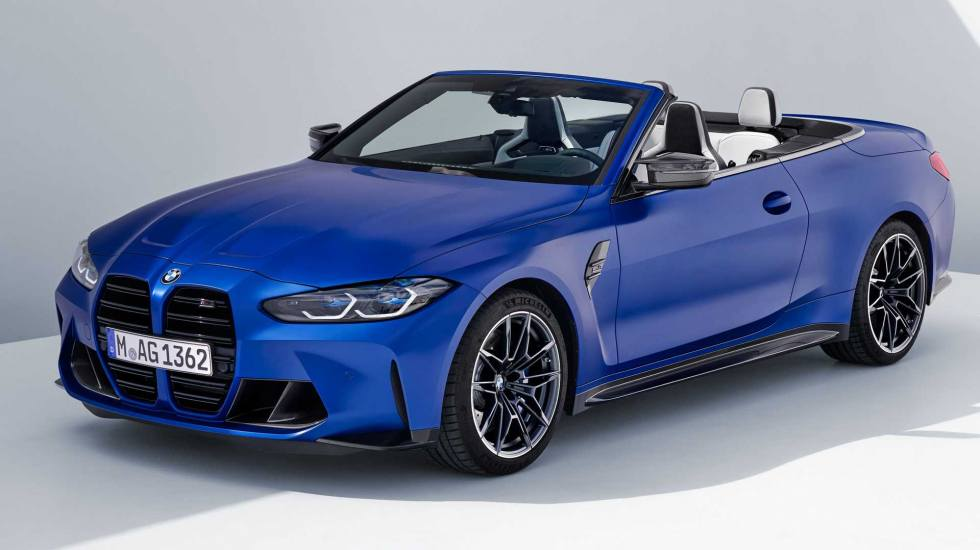 H BMW M4 Competition πέταξε… την σκεπή της (video)