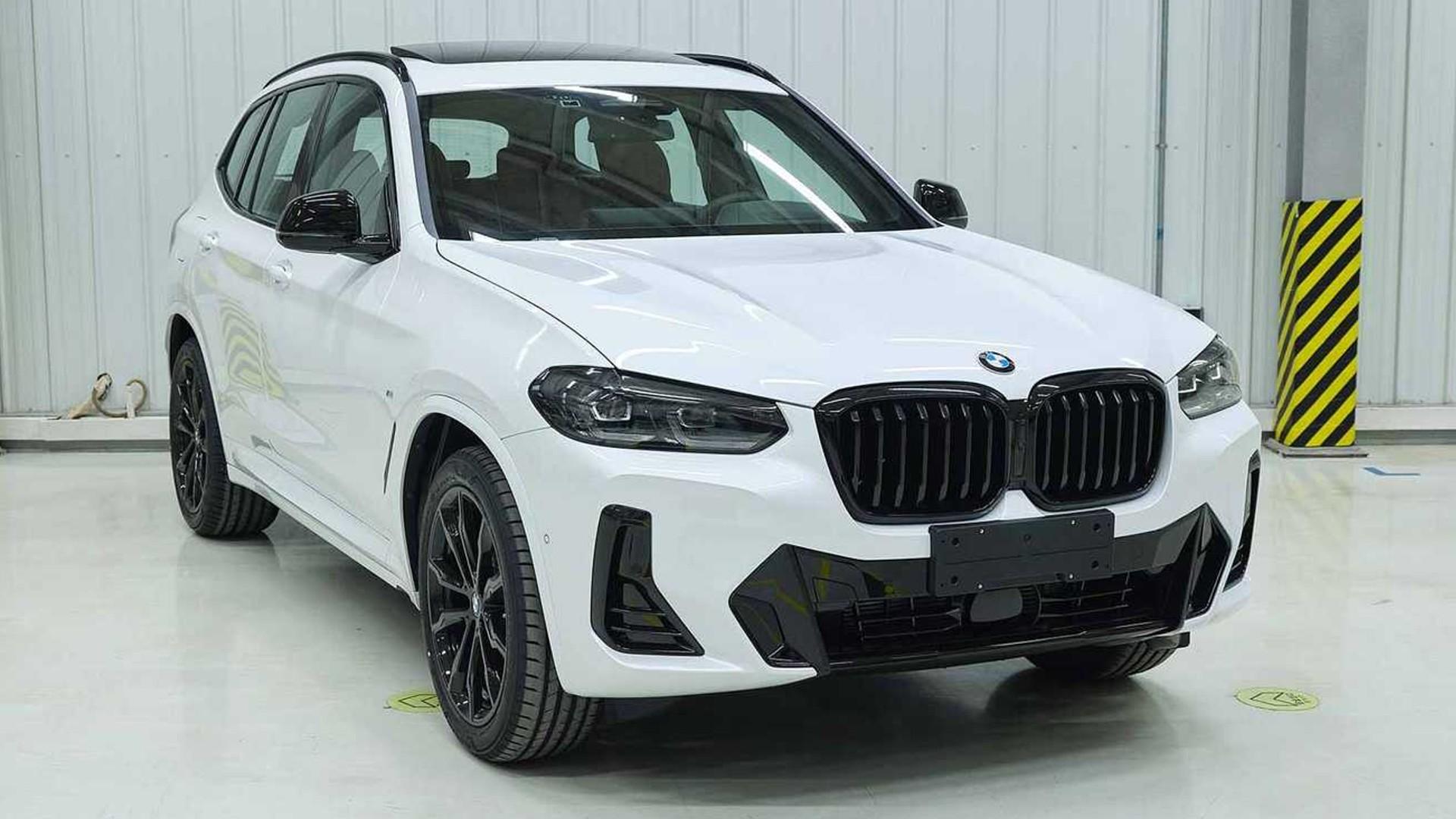 Αυτές είναι οι ανανεωμένες BMW X3 και iX3 (pics)