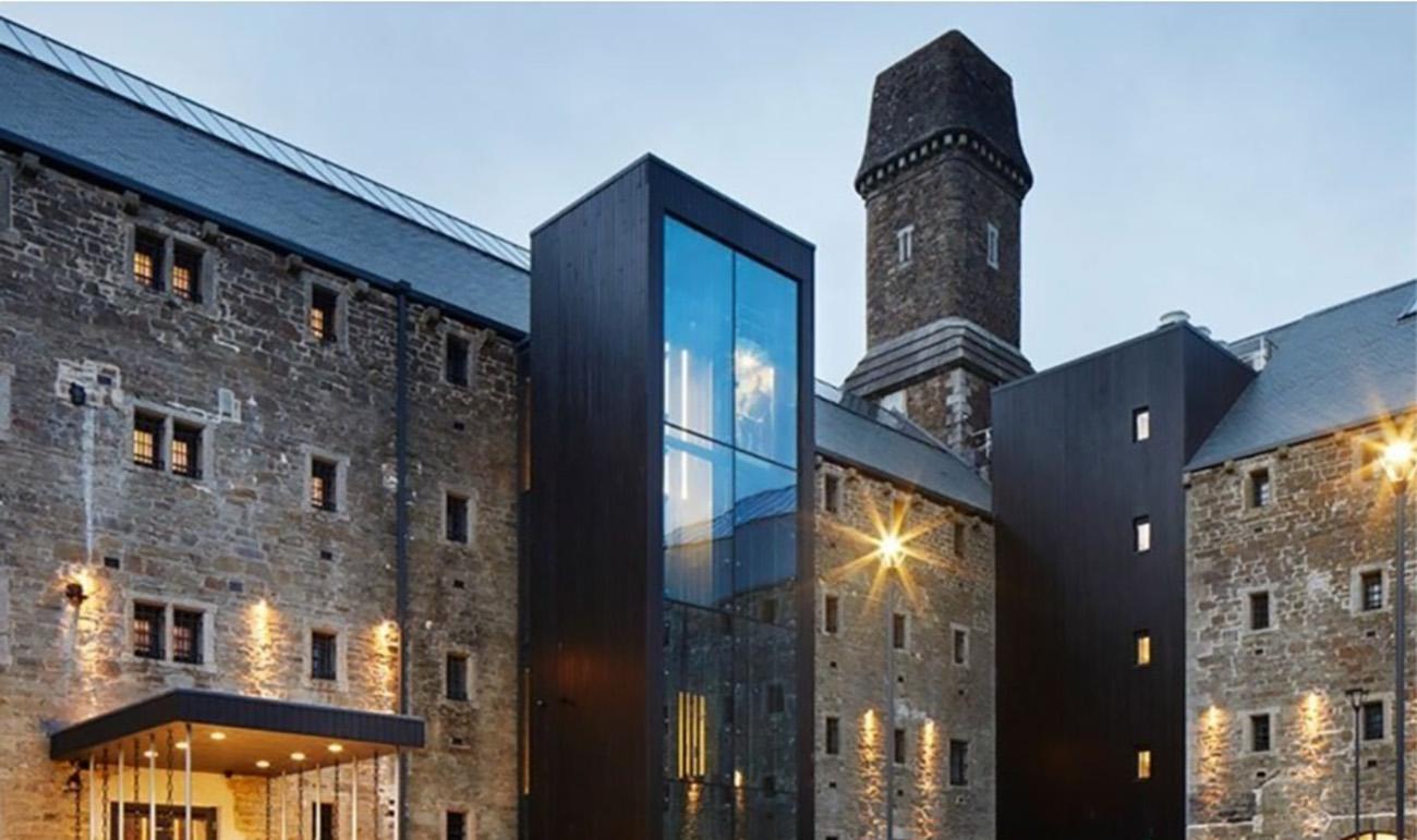 Δείτε πώς μια φυλακή του 18ου αιώνα μετατράπηκε σε πολυτελές ξενοδοχείο