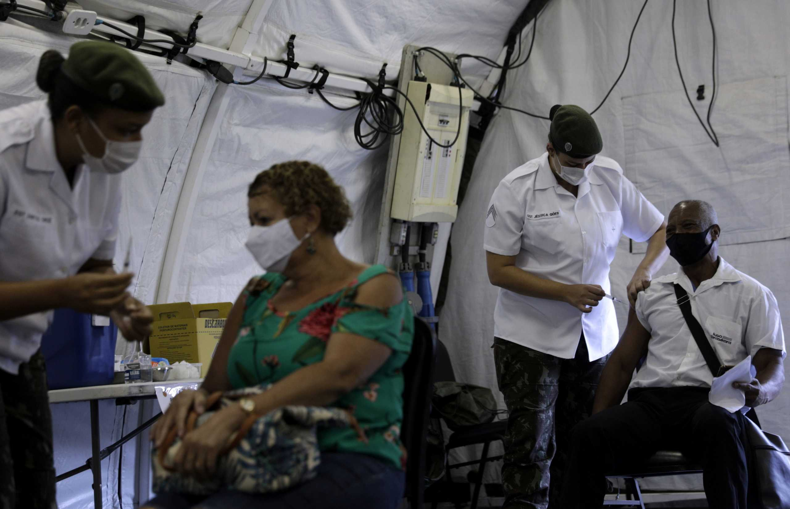 Βραζιλία – κορονοϊός: Κάτω από χίλιοι νεκροί μετά από 7 μήνες