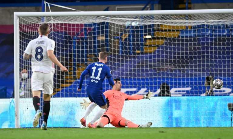 Τσέλσι - Ρεάλ Μαδρίτης 2-0 ΤΕΛΙΚΟ