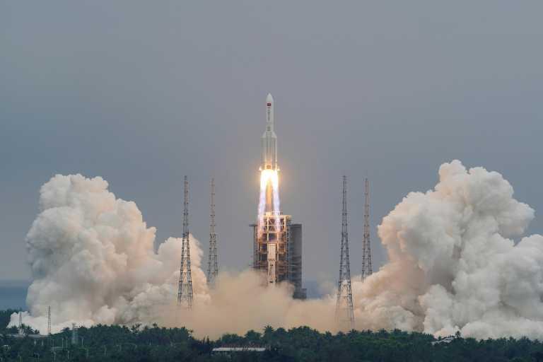 Πύραυλος από την Κίνα θα πέσει στο κεφάλι μας - Πότε αναμένεται να φτάσει στη Γη
