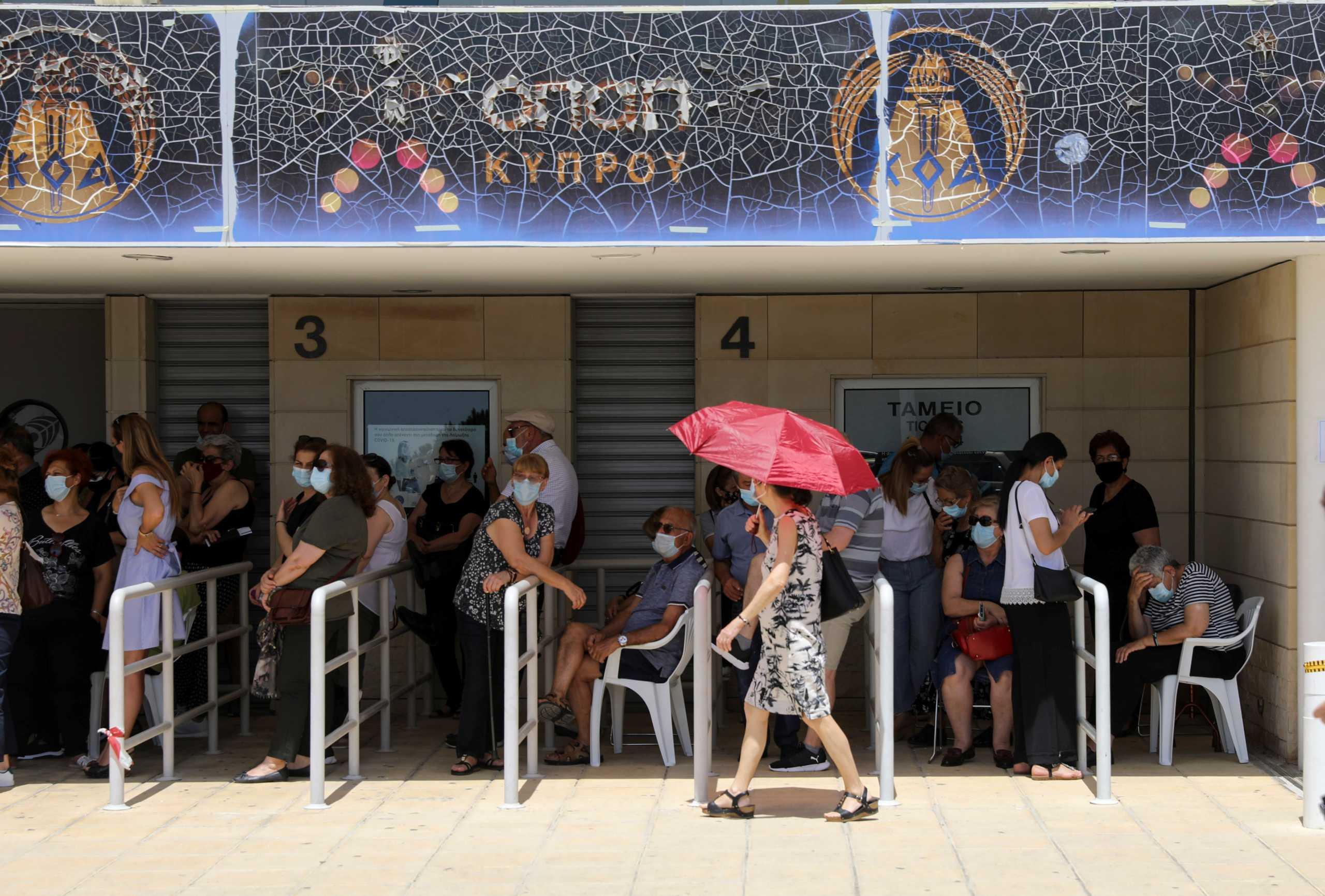 Πέμπτη χώρα στην ΕΕ η Κύπρος στους εμβολιασμούς κατά του κορονοϊού