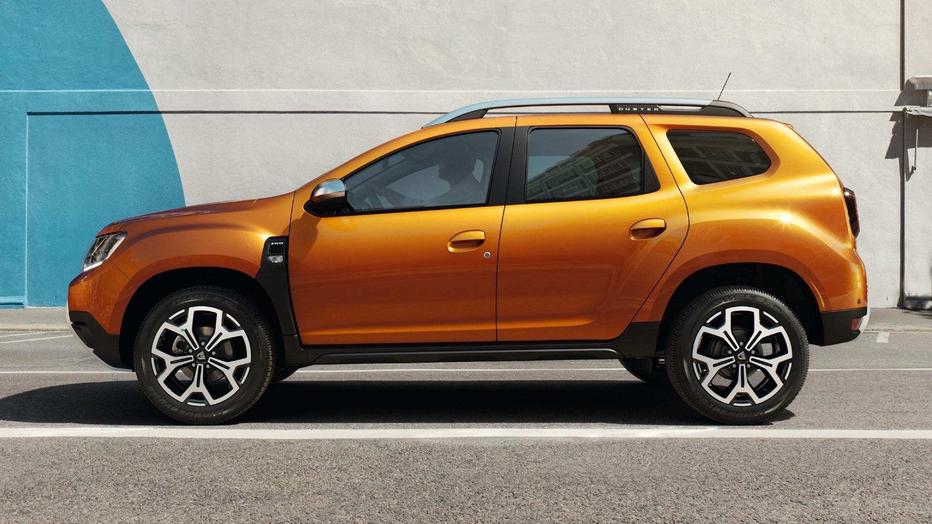 Νέο Dacia Duster: Έρχεται με νέα εμφάνιση και περισσότερη τεχνολογία (pics)