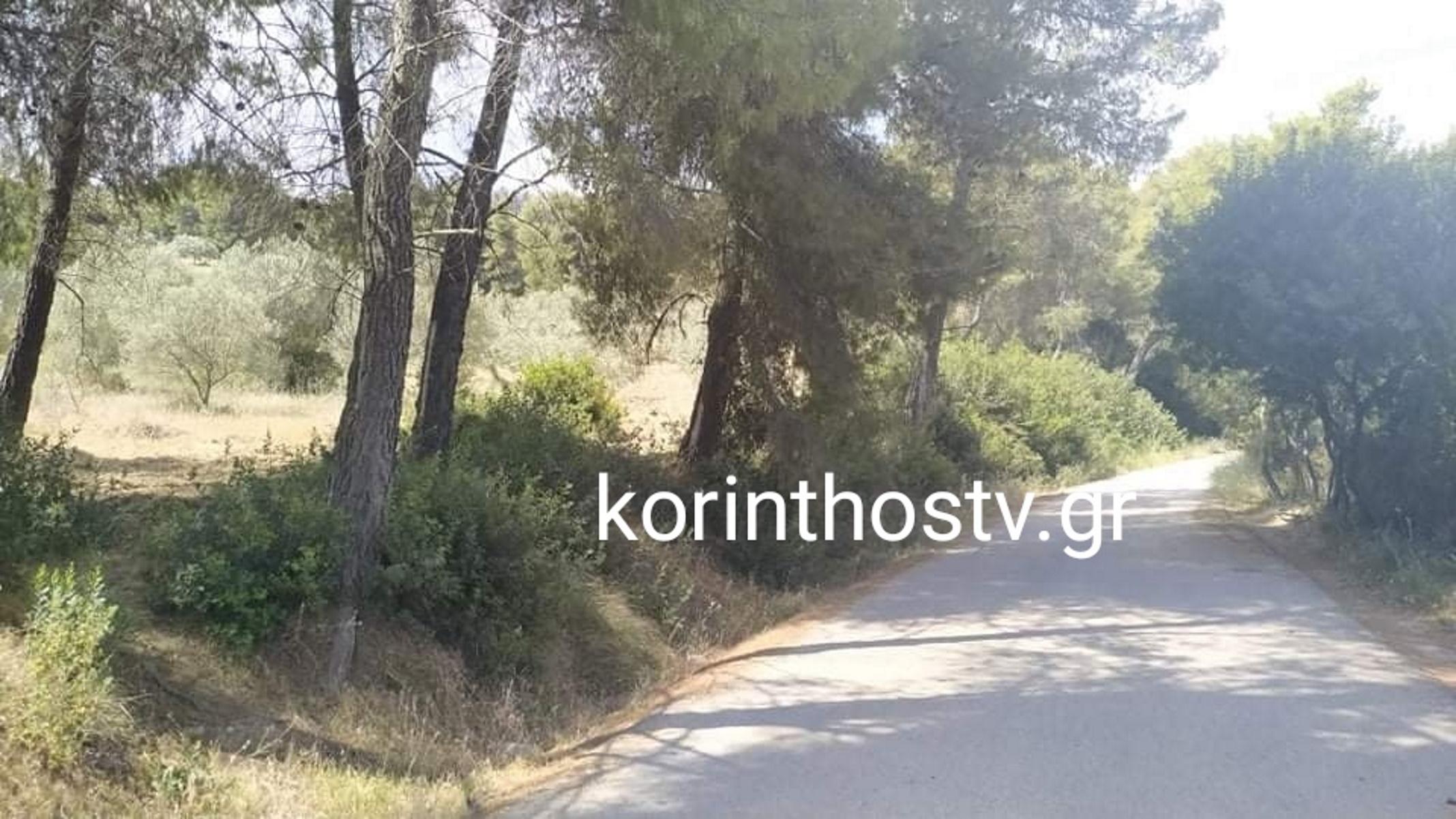 Σοκ στην Κόρινθο – 45χρονη γυναίκα βρέθηκε νεκρή στον δρόμο (pics, vid)