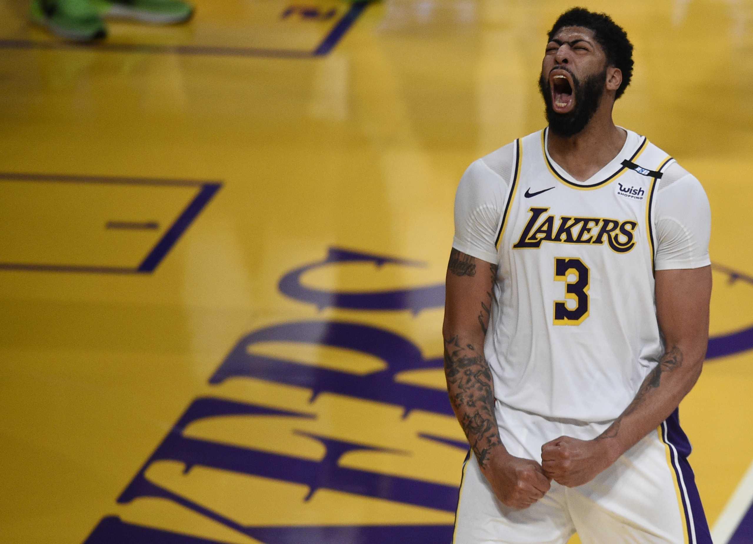 NBA: Προβάδισμα με super Ντέιβις για τους Λέικερς – Μπρέικ για τους Νάγκετς με ευρωπαϊκή υπογραφή
