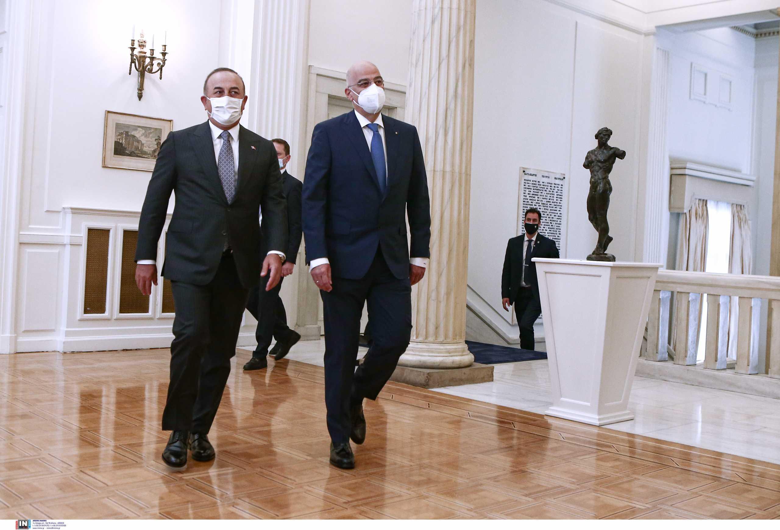 Επίσκεψη Τσαβούσογλου: Το παρασκήνιο και η… συμφωνία που τηρήθηκε