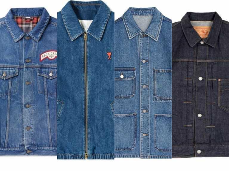 10 τζιν μπουφάν που θα φοράς όλο το καλοκαίρι