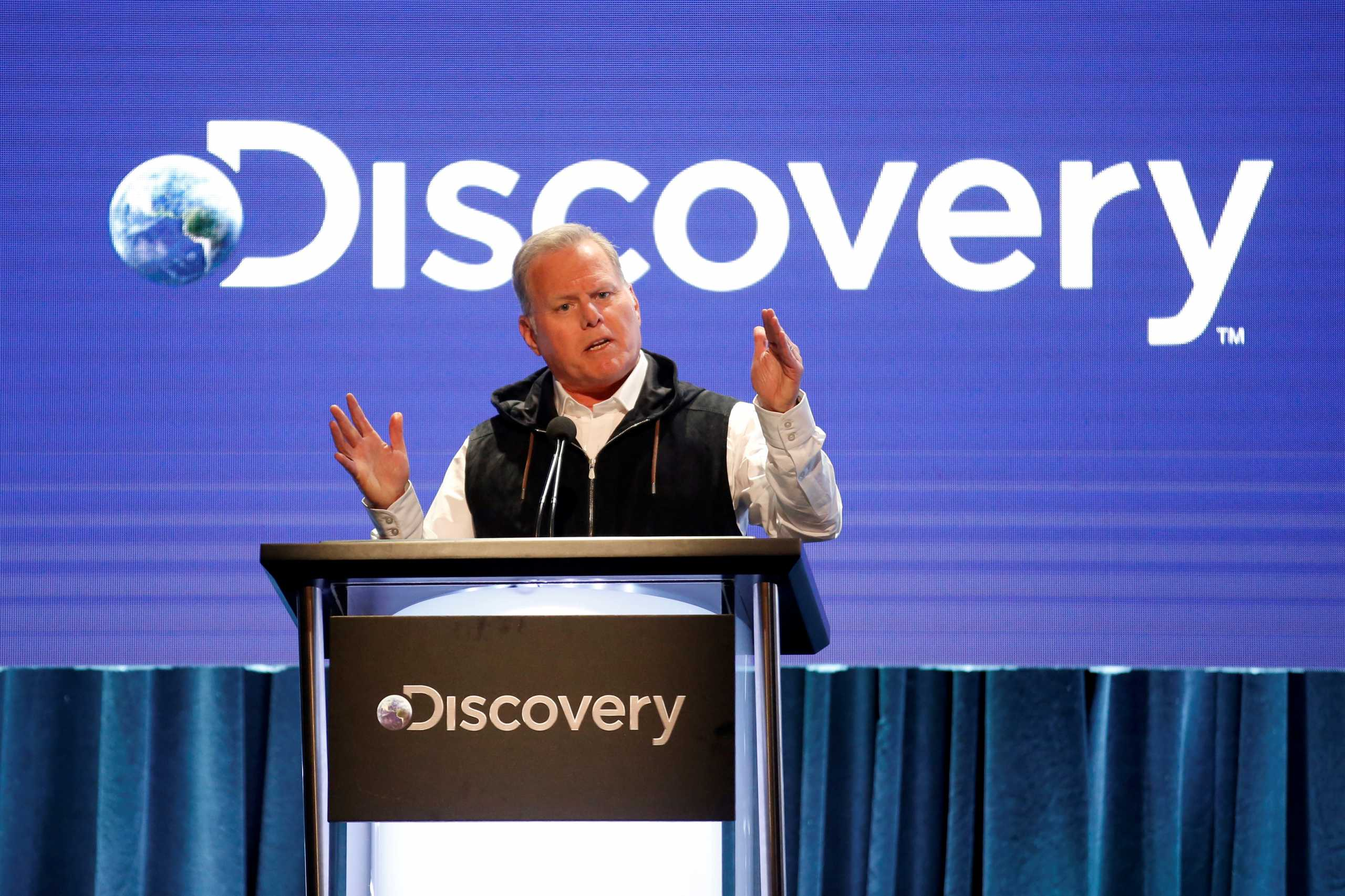 Συμφωνία «γιγάντων»: WarnerMedia και Discovery ενώνουν τις δυνάμεις τους