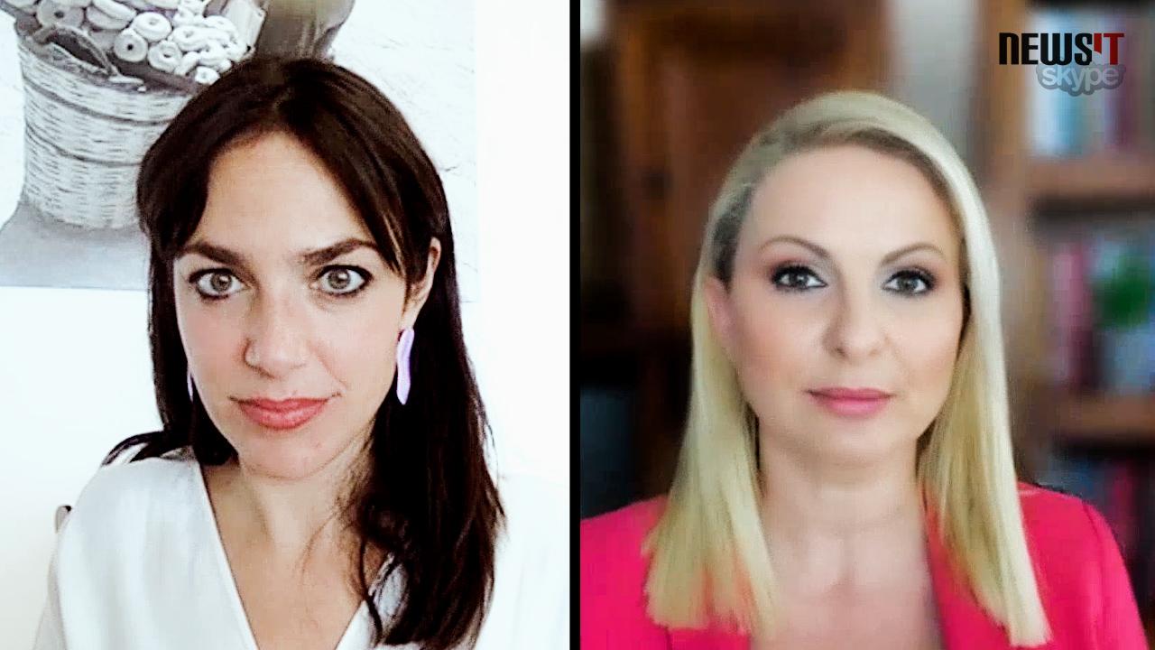 Δόμνα Μιχαηλίδου στο newsit.gr: Έτσι θα γίνονται οι αναδοχές στην Ελλάδα