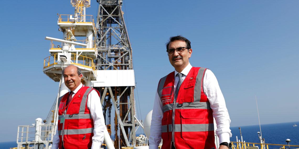 Ντονμέζ: «Μπορούμε να κάνουμε πολλές γεωτρήσεις στην Ανατολική Μεσόγειο»