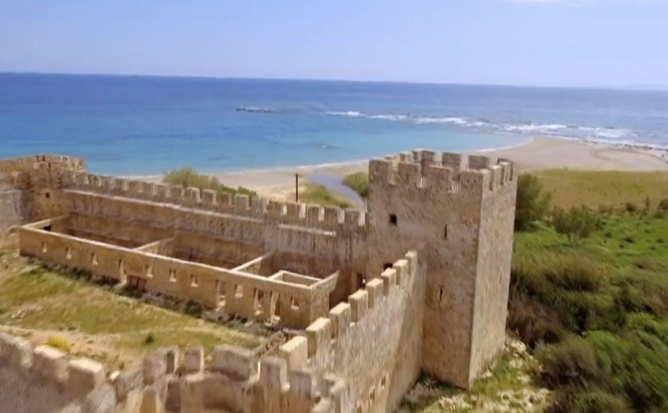 Ο μύθος πίσω από τους Δροσουλίτες στο Φραγκοκάστελο Χανίων