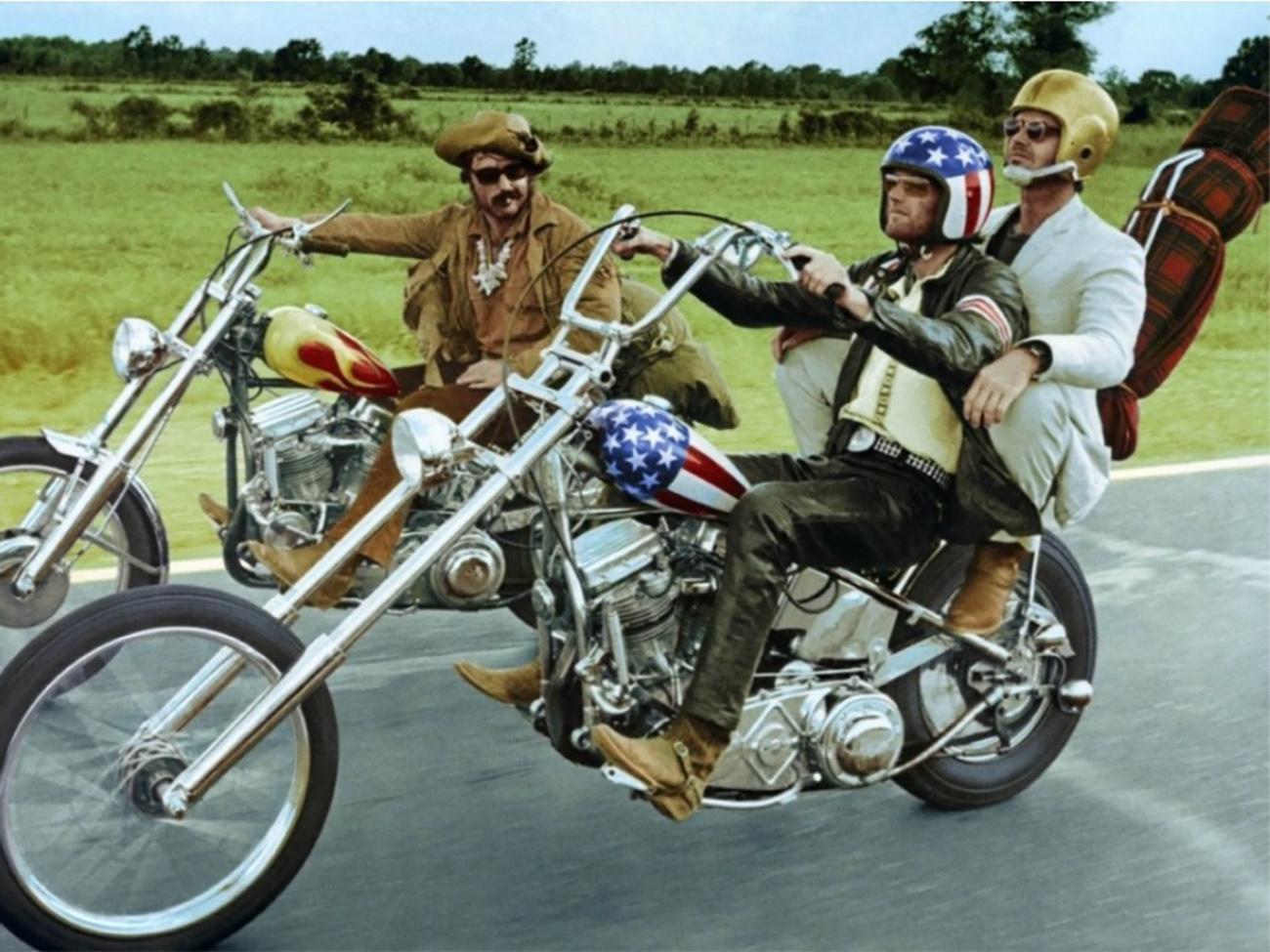 """Σε δημοπρασία η θρυλική Harley του """"Ξέγνοιαστου Καβαλάρη"""" – Είναι άραγε η πρωτότυπη;"""
