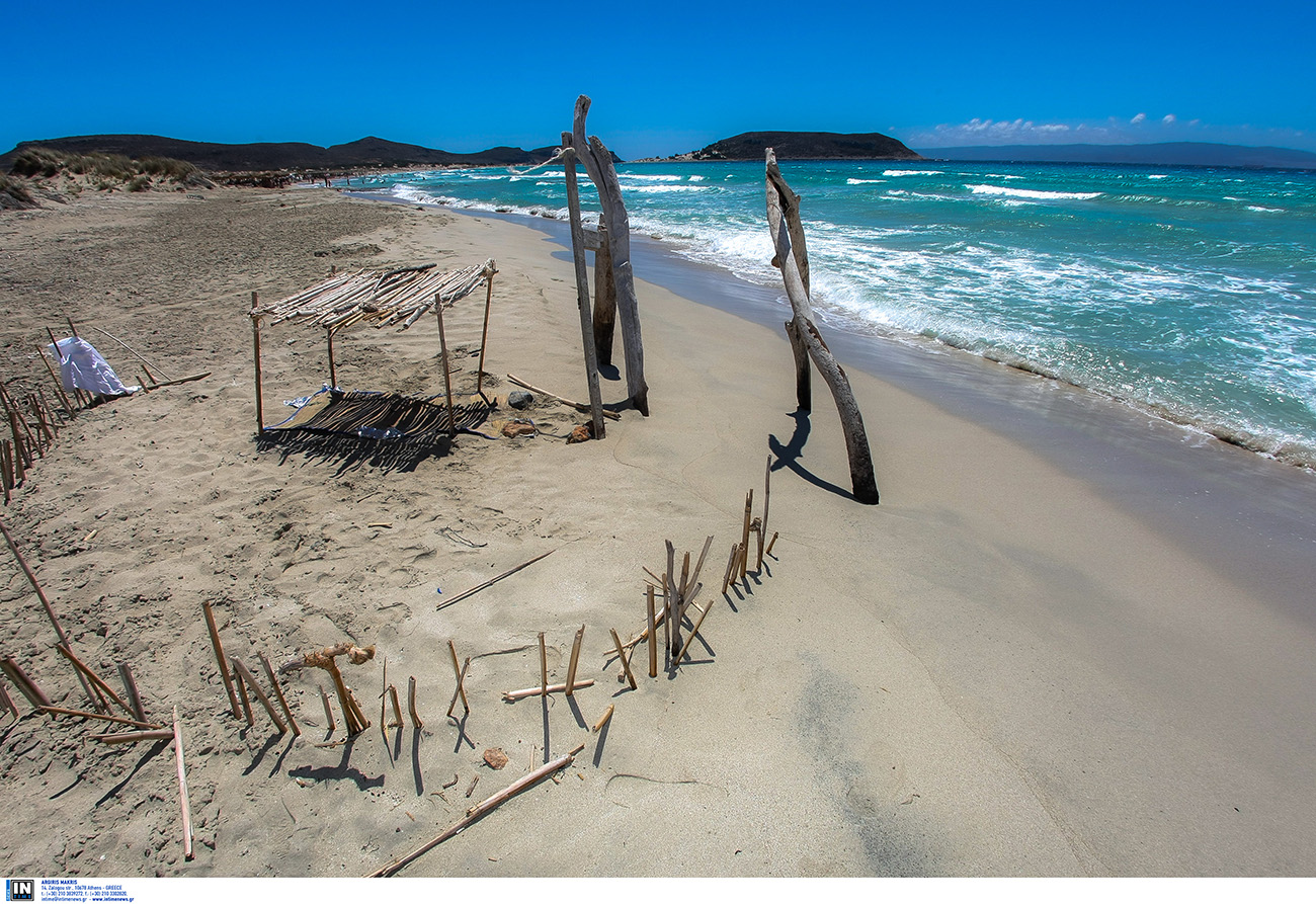 «Λιμνίτσα»: Η παραλία που σου θυμίζει εξωτικό προορισμό