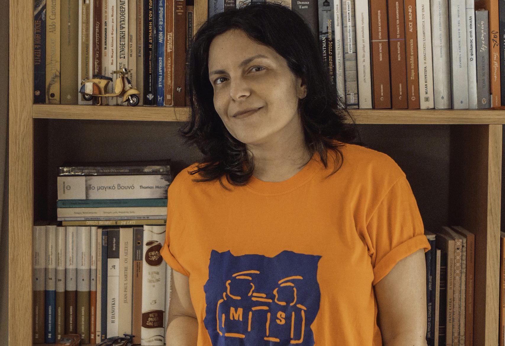 Ελεάνα Βραχάλη για Σκλήρυνση Κατά Πλάκας: οφείλεις να λες πιο συχνά «Τώρα μιλάω εγώ»