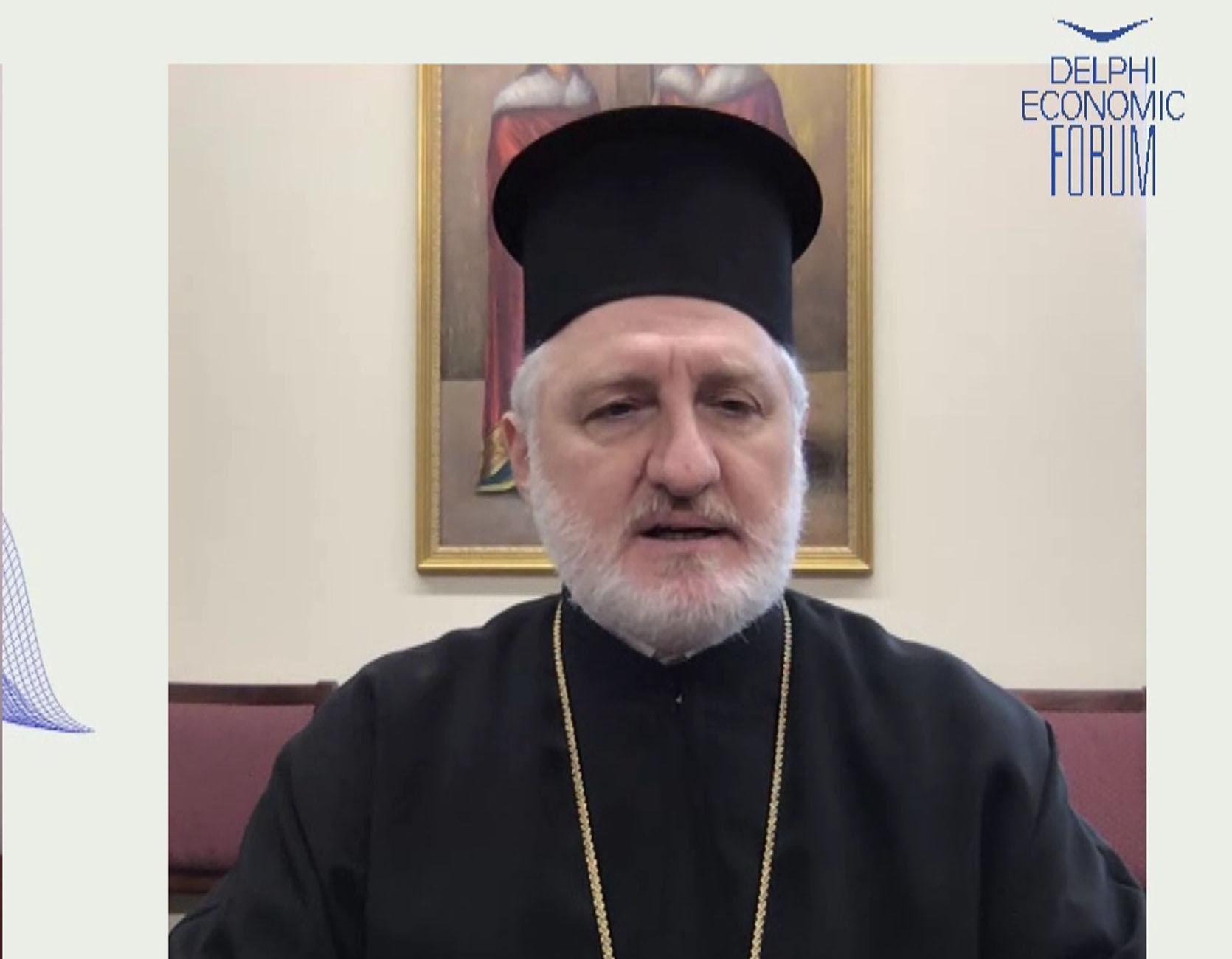 Αρχιεπίσκοπος Ελπιδοφόρος: Η επαναλειτουργία της Χάλκης ουσιαστική για προστασία της θρησκευτικής ελευθερίας