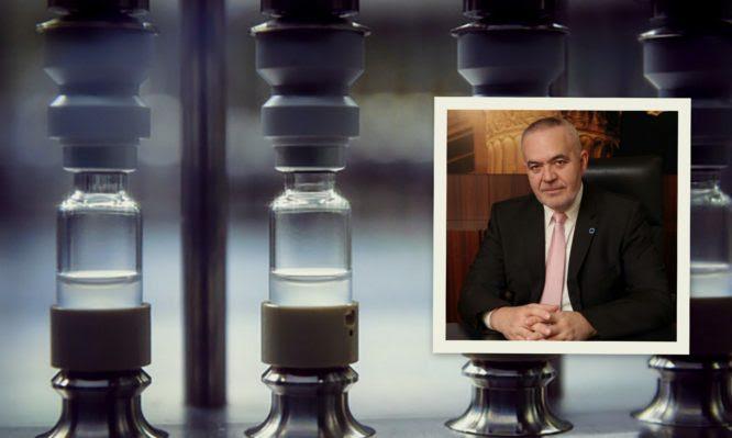 Άρση πατέντας εμβολίων: Αντίθετη η φαρμακοβιομηχανία στην Ελλάδα – Ολύμπιος Παπαδημητρίου: «Θα μειώσει την ανάπτυξη νέων εμβολίων»