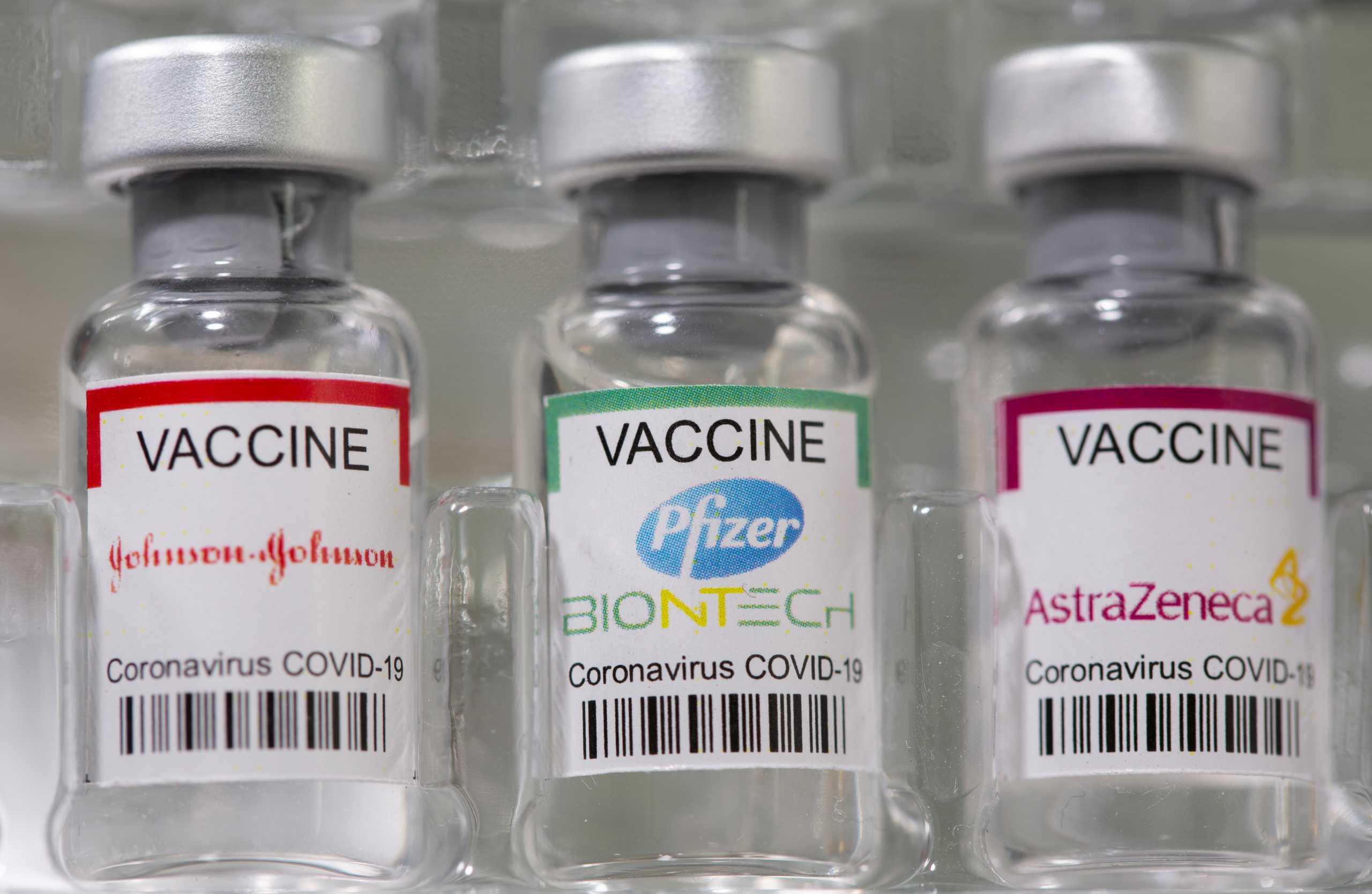 Συμφωνία της Ε.Ε για 1 δισ. δόσεις εμβολίων μέχρι τέλος Σεπτεμβρίου