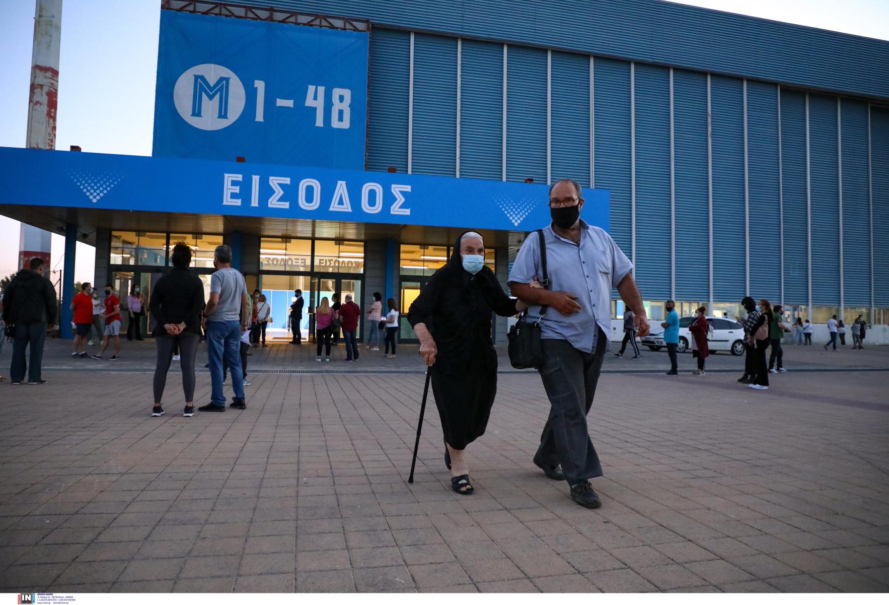 Κορονοϊός – Θεσσαλονίκη: Αντισώματα φουλ για τους 85 συν μετά τη 2η δόση Pfizer