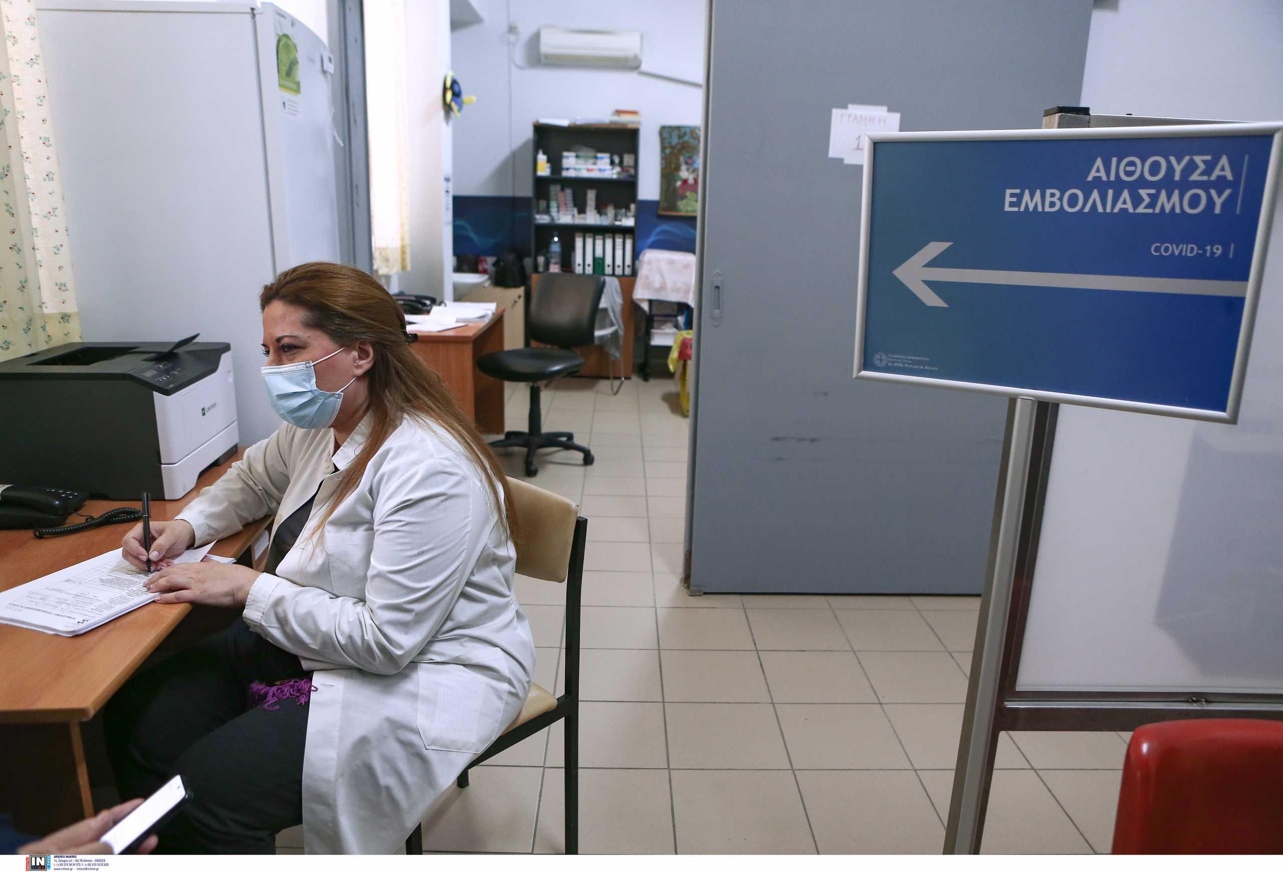 Θεσσαλονίκη: Το 90% των άνω των 65 ετών έχει εμβολιαστεί κατά του κορονοϊού
