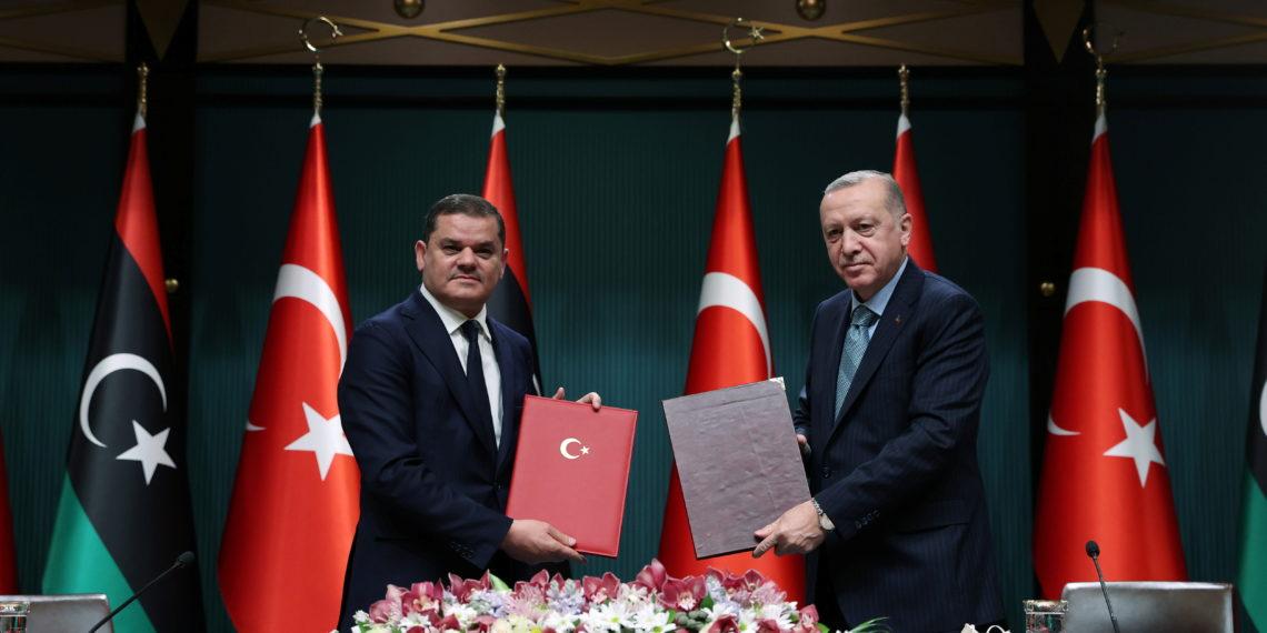 Ερντογάν: Το δόγμα του νεο-οθωμανισμού και οι μισθοφόροι της Τουρκίας στη Λιβύη