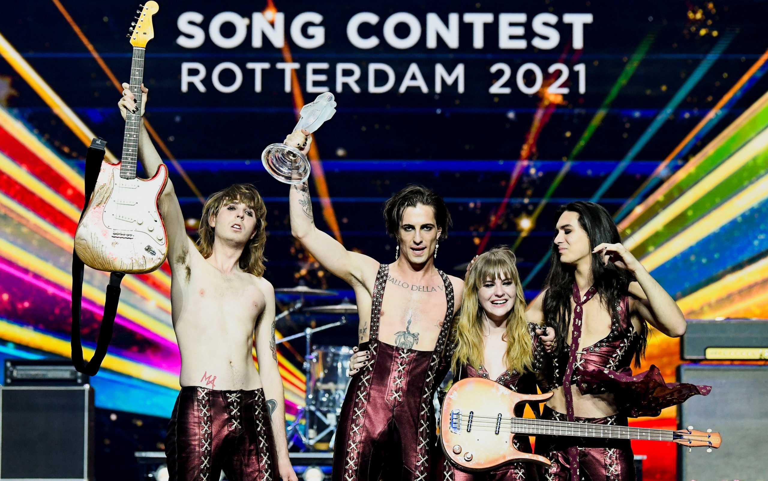 Eurovision 2021: Ανάρτηση «καρφί» του Damiano David στη Γαλλία μετά το αρνητικό αποτέλεσμα για τα ναρκωτικά