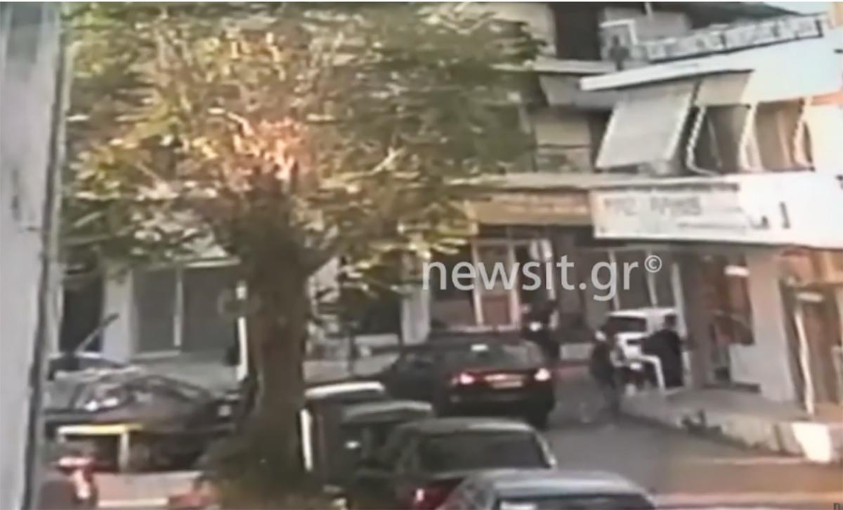 «Σικάγο» η Θεσσαλονίκη: Πυροβολισμοί μέρα μεσημέρι σε ένα βίντεο ντοκουμέντο