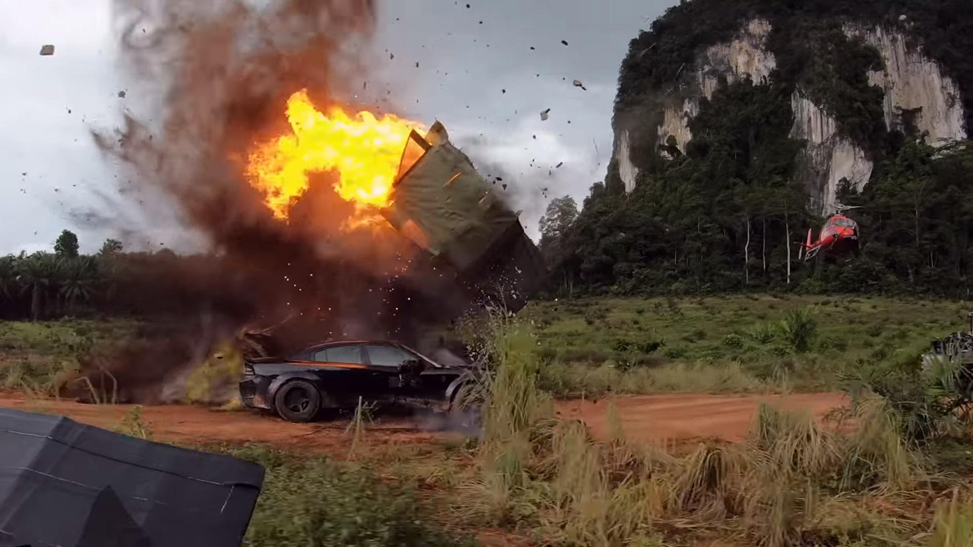 Μία πρώτη γεύση… καταστροφής από την ένατη ταινία του Fast & Furious (video)