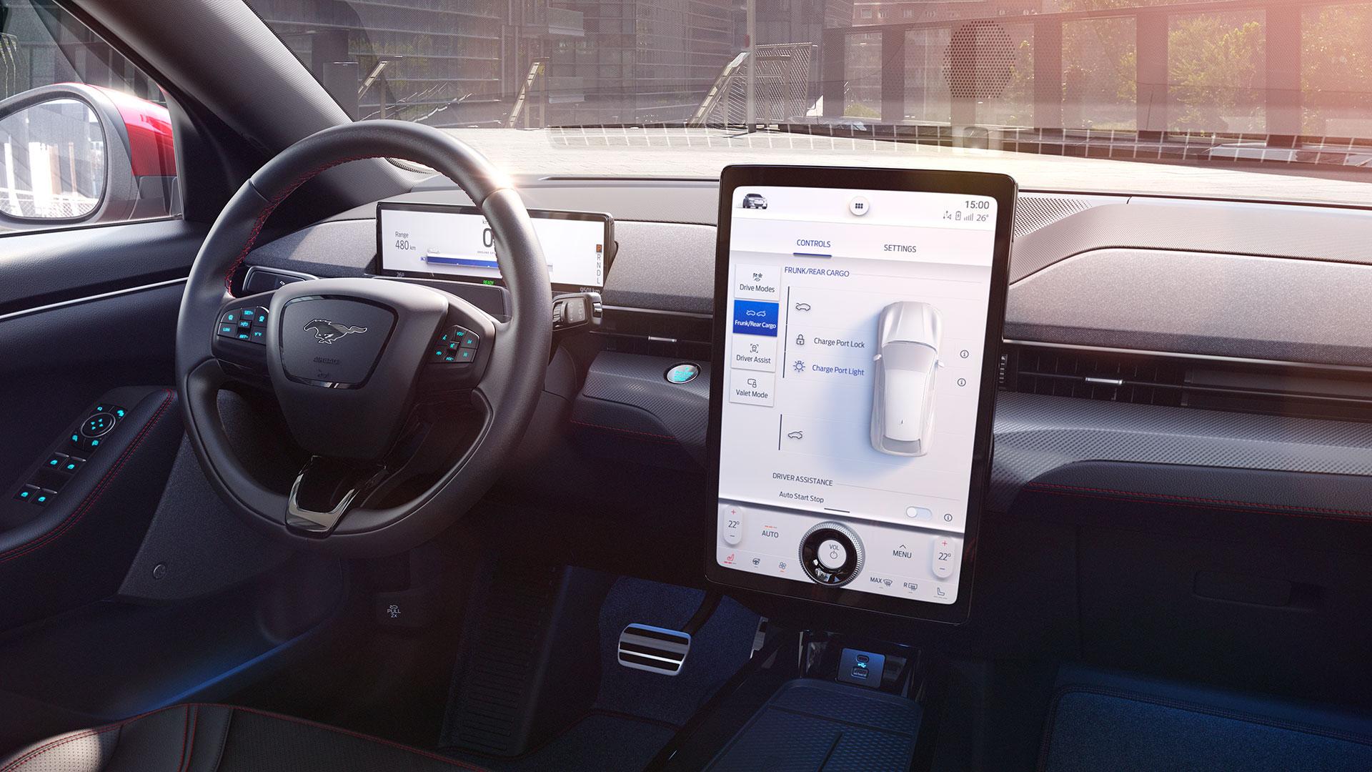 Ford: Κατέθεσε πατέντα για να βάζει διαφημίσεις στα infotainment των αυτοκινήτων της!