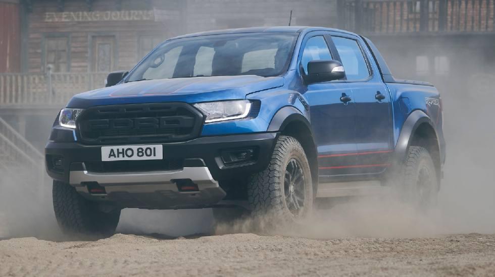 Ford: Νέα σκληροτράχηλη έκδοση για το Ranger Raptor (video)