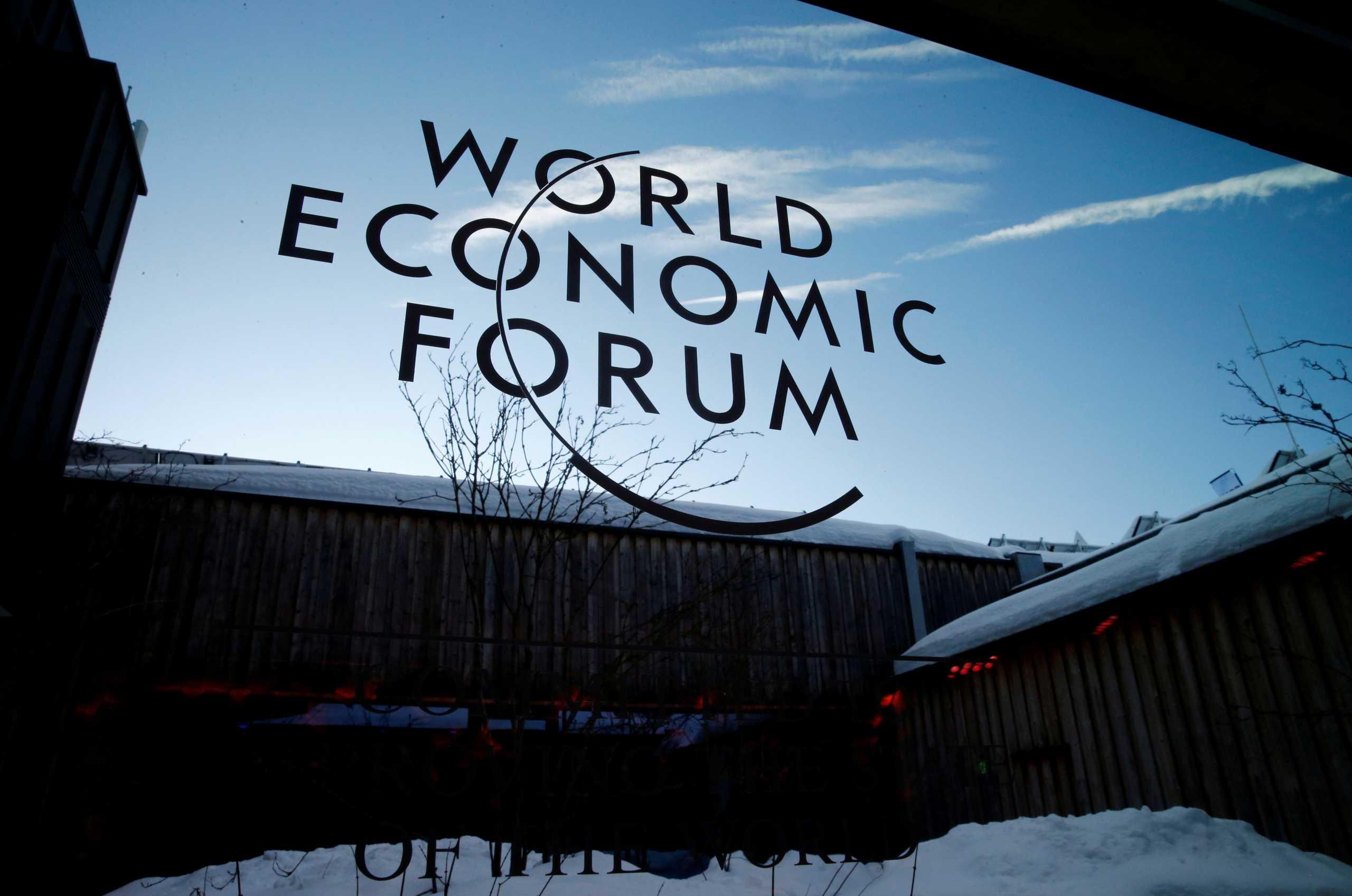 Ο κορονοϊός ακύρωσε και το Παγκόσμιο Οικονομικό Φόρουμ