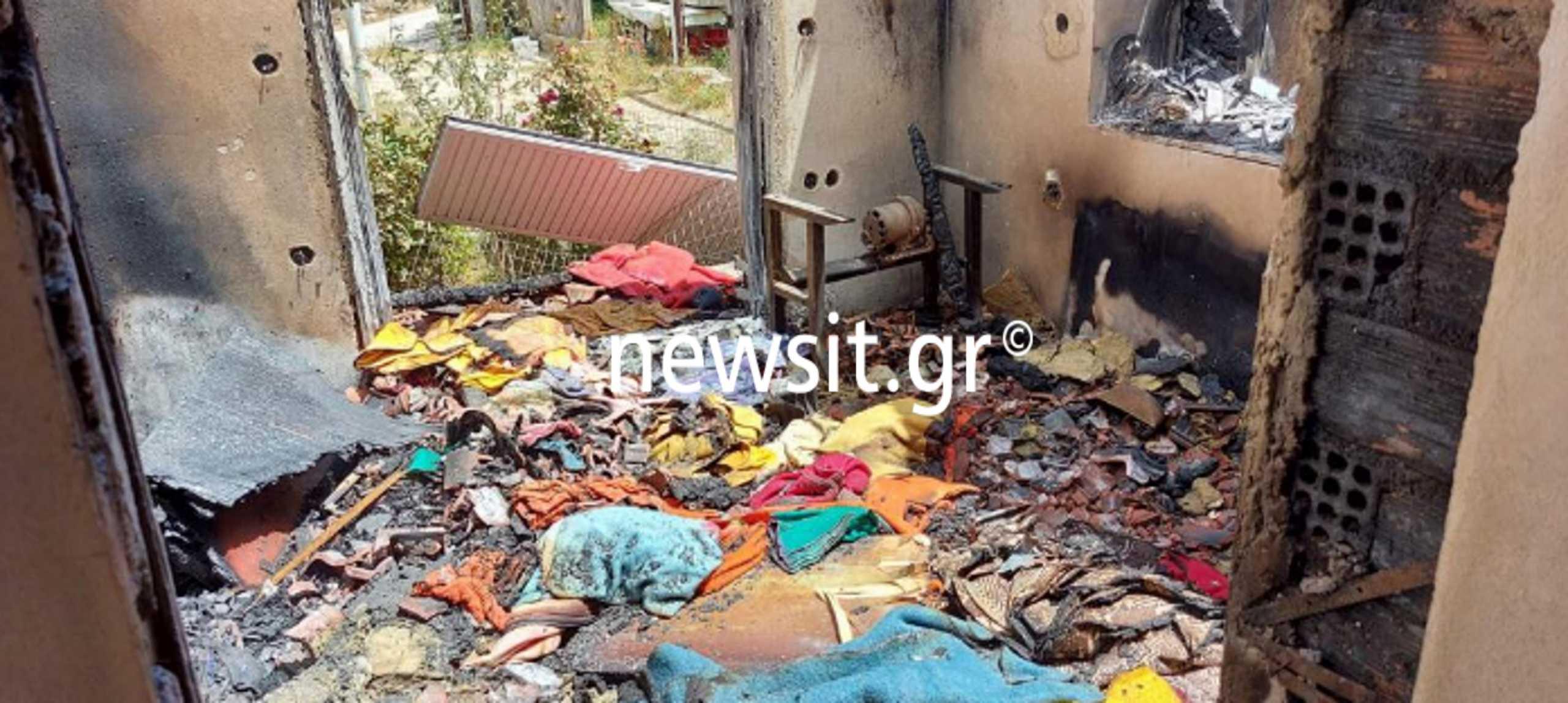 Φωτιά στο Αλεποχώρι: Άνθρωποι θα καιγόντουσαν ζωντανοί – Πώς σώθηκαν (pics, vid)
