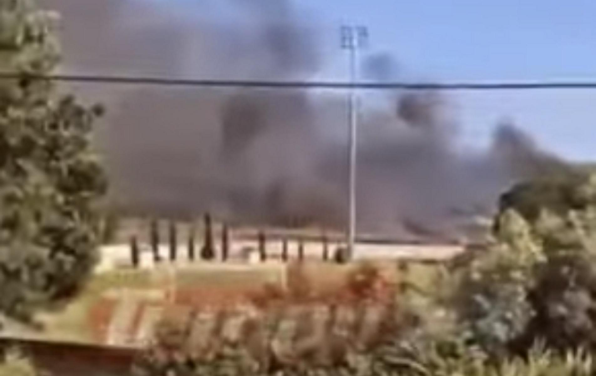 Αχαΐα: Στον εισαγγελέα οι 29 συλληφθέντες για τη φωτιά και τα επεισόδια στο γήπεδο (video)