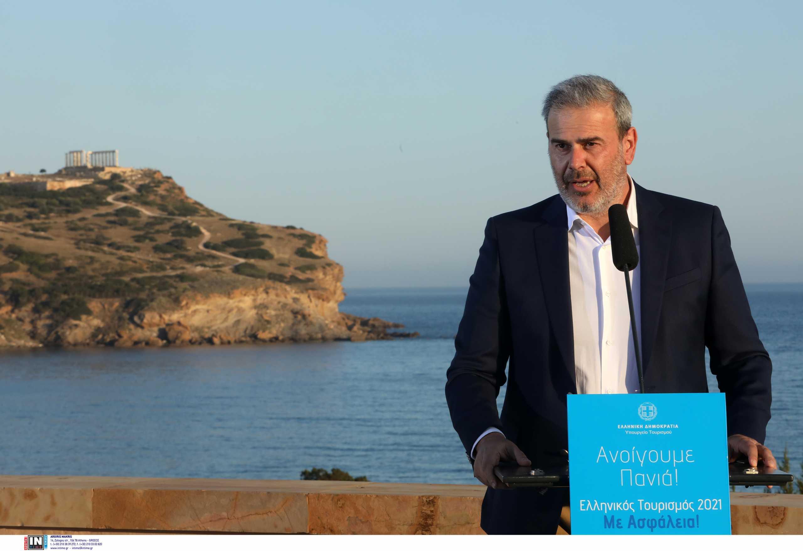 Δ. Φραγκάκης: «Φέτος, η μεγαλύτερη καμπάνια προβολής της χώρας, ο προϋπολογισμός της θα ξεπεράσει τα 23 εκατ. ευρώ»