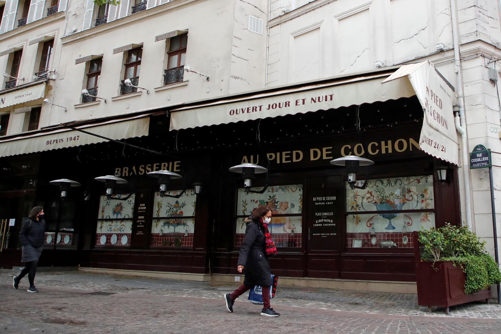 Γαλλία: Τρέμουν τέταρτο κύμα κορονοϊού – Με προσοχή η άρση των μέτρων