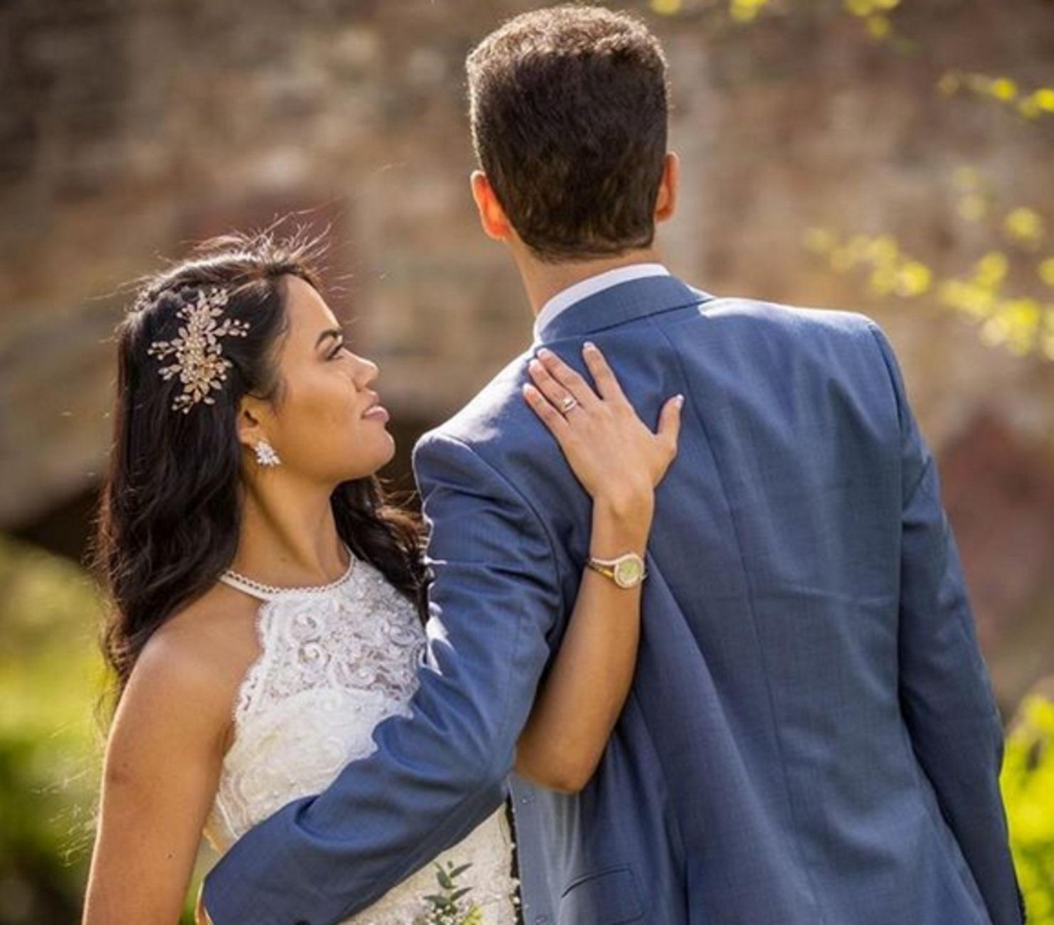 Λάρισα: Ο γάμος που έγινε θέμα συζήτησης – Παντρεύτηκε τη Βραζιλιάνα εκλεκτή της καρδιάς του