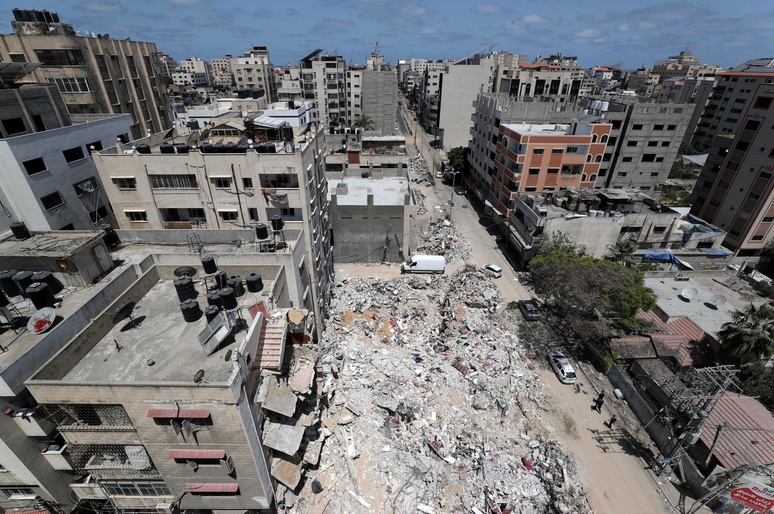 Λωρίδα της Γάζας: Σκοτώθηκε οικογένεια με ανάπηρο πατέρα, έγκυο μητέρα και 3χρονο κοριτσάκι