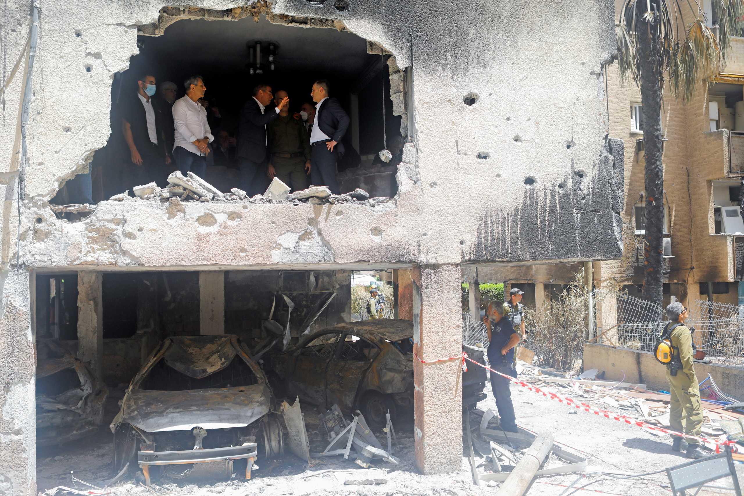 Λωρίδα της Γάζας: Σκοτώθηκε οικογένεια με ανάπηρο πατέρα, έγκυο μητέρα και 3χρονο κοριτσάκι[photos]