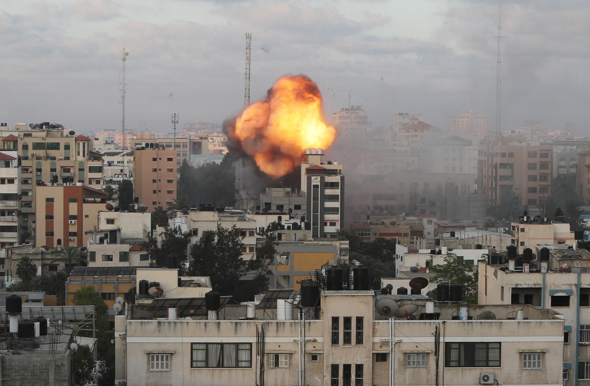Λωρίδα της Γάζας: Πάνω από 52.000 Παλαιστίνιοι έχουν εκτοπιστεί σύμφωνα με τον ΟΗΕ