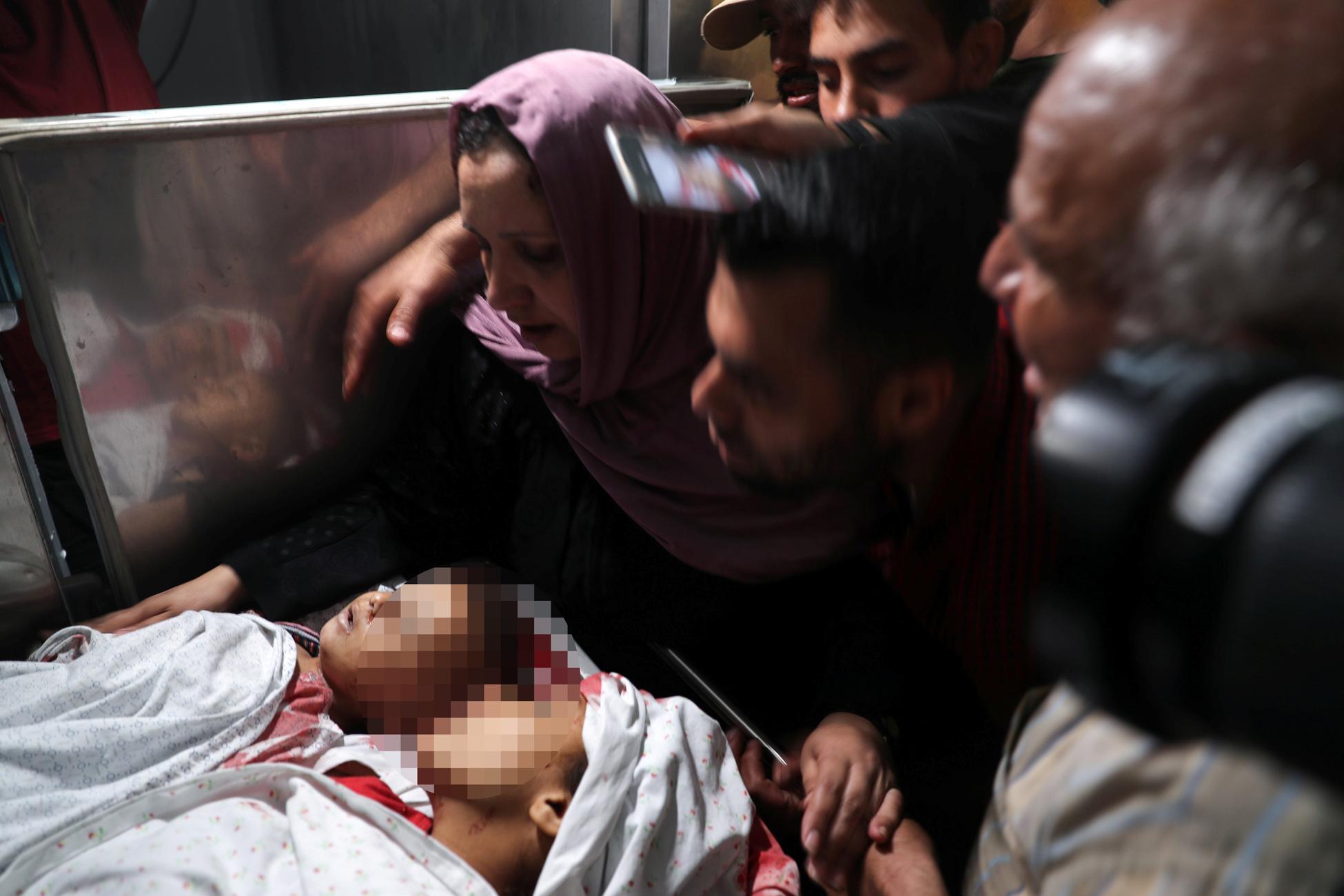 Μακελειό στη Γάζα: Τουλάχιστον 20 παλαιστίνιοι νεκροί εκ των οποίων 9 παιδιά