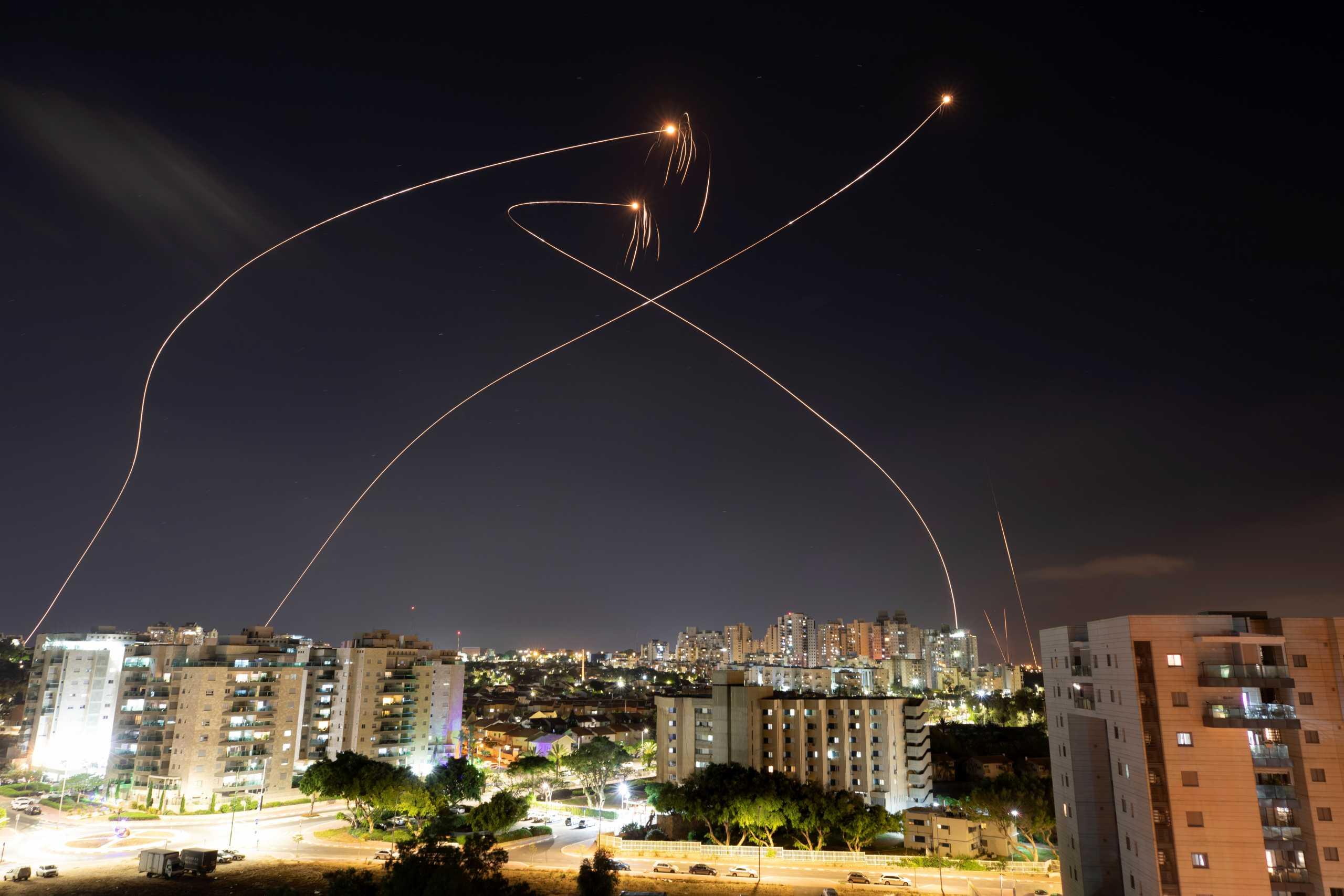 Συρία: Εκτόξευσε τρεις ρουκέτες σε περιοχές του Ισραήλ